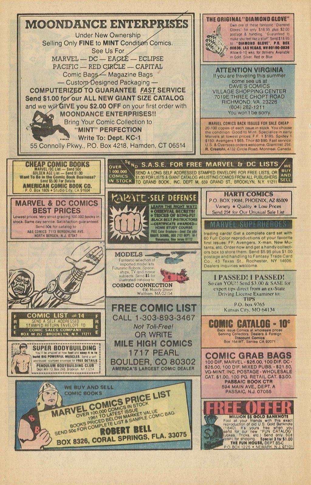 Read online U.S. 1 comic -  Issue #12 - 12