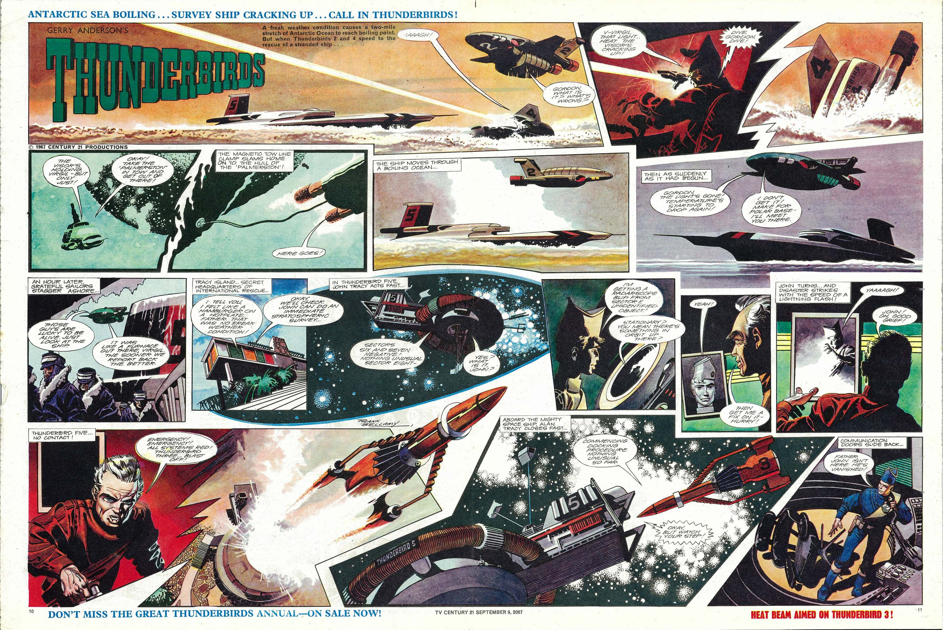 Read online TV Century 21 (TV 21) comic -  Issue #138 - 10