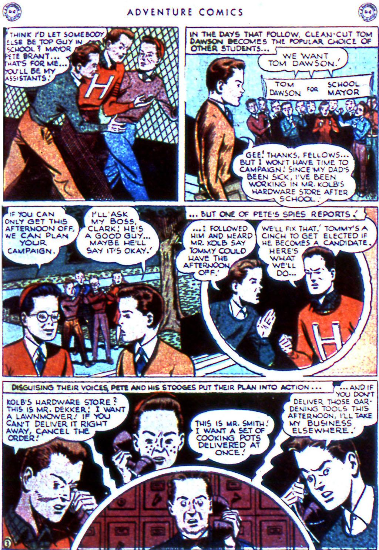 Read online Adventure Comics (1938) comic -  Issue #123 - 5