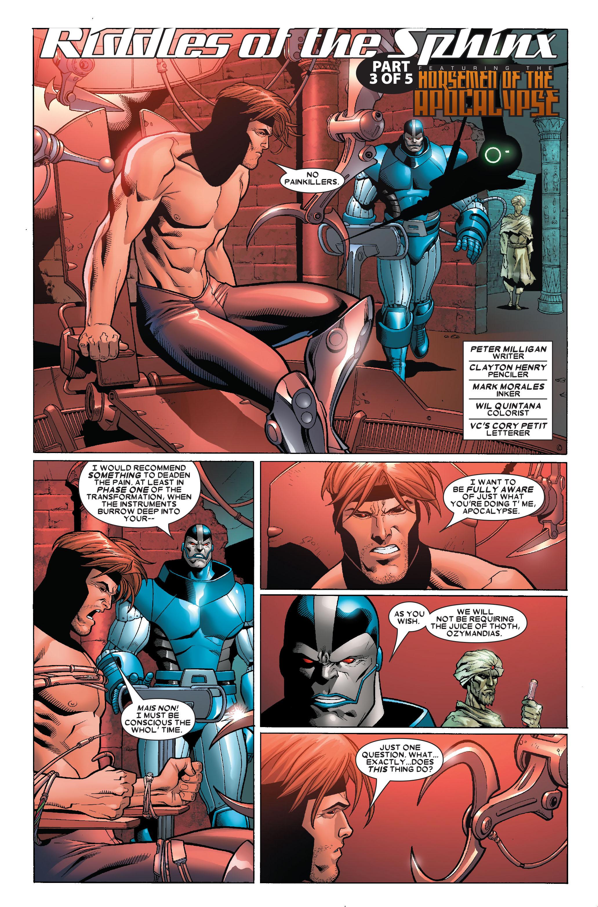 X-Men (1991) 184 Page 22