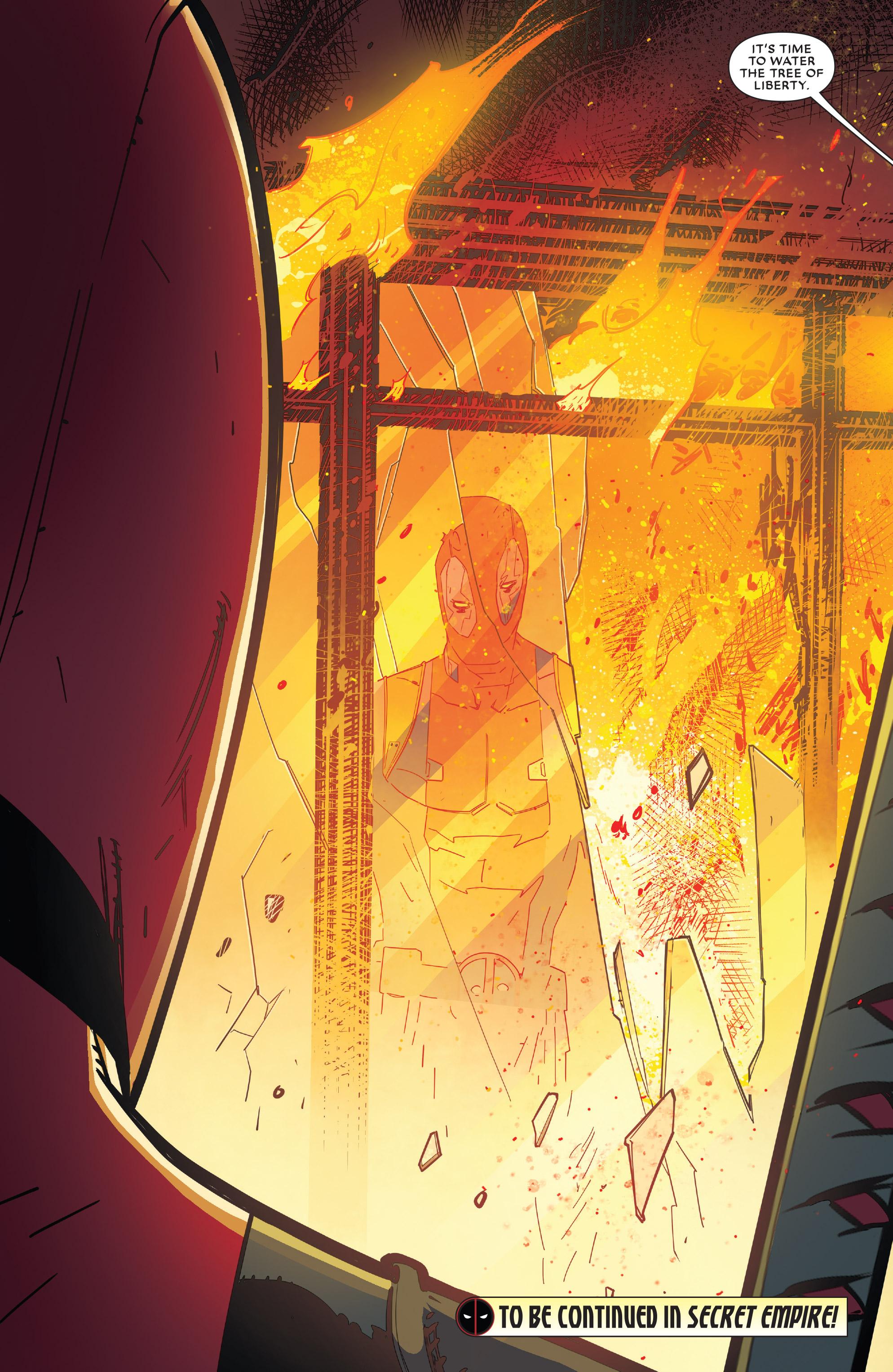 Read online Deadpool (2016) comic -  Issue #31 - 22