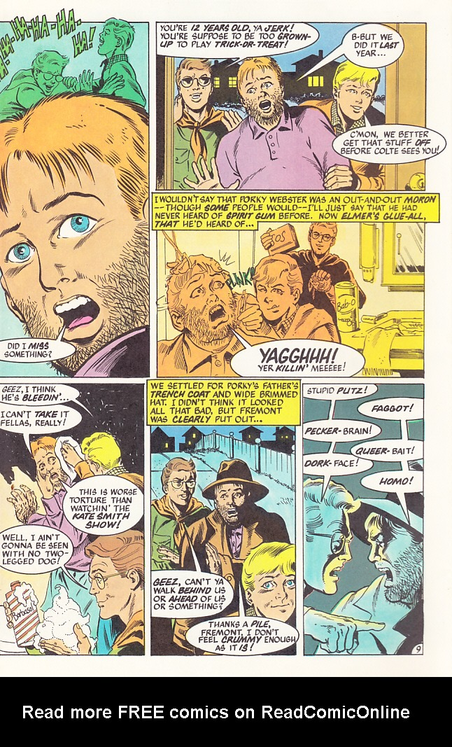 Read online Twisted Tales (1987) comic -  Issue # Full - 12