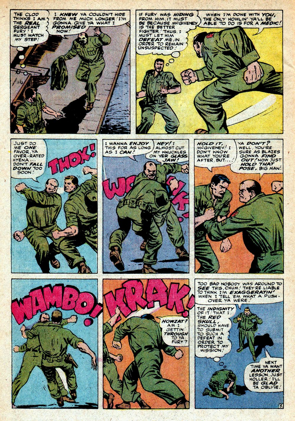 Read online Sgt. Fury comic -  Issue #85 - 8