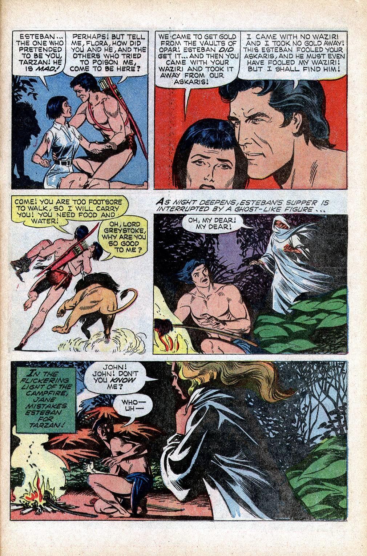 Tarzan (1962) issue 173 - Page 25