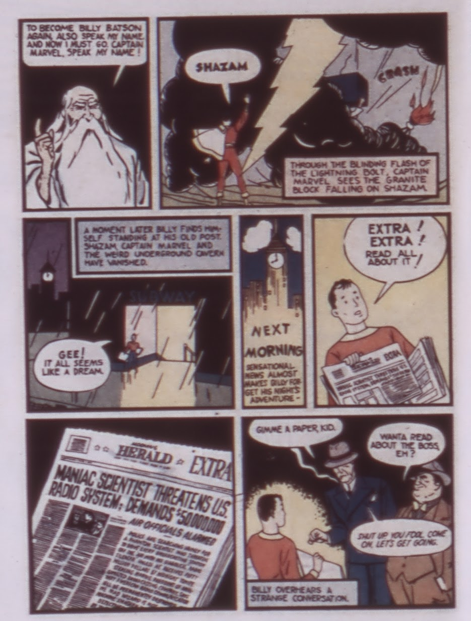 Read online WHIZ Comics comic -  Issue #1 - 8