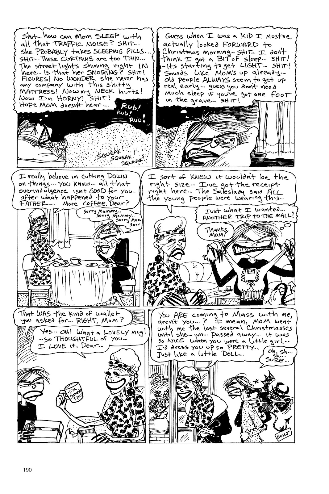 Read online Life's a Bitch: The Complete Bitchy Bitch Stories comic -  Issue # TPB (Part 2) - 86