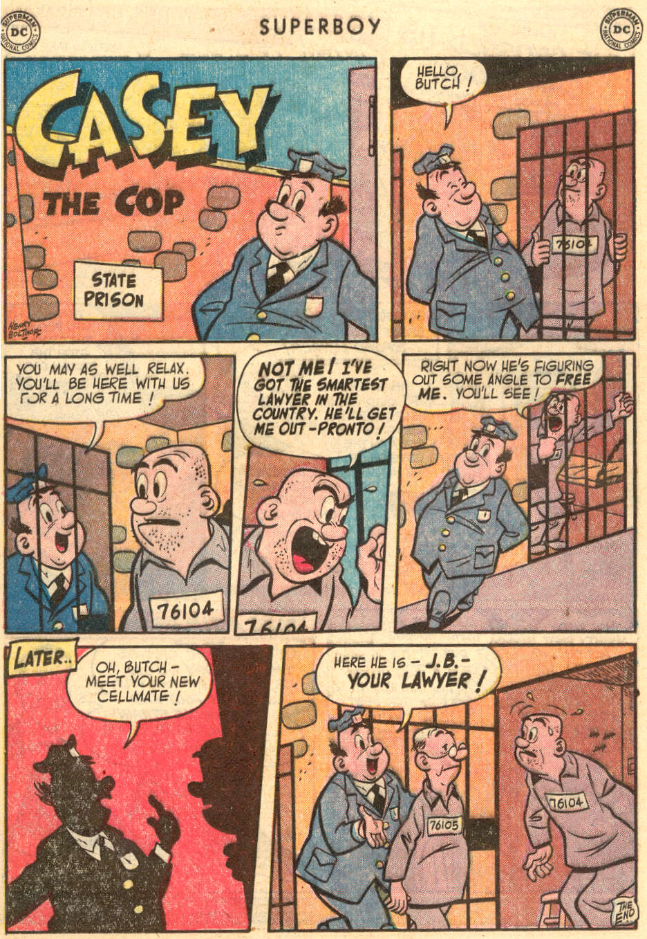 Superboy (1949) issue 20 - Page 23