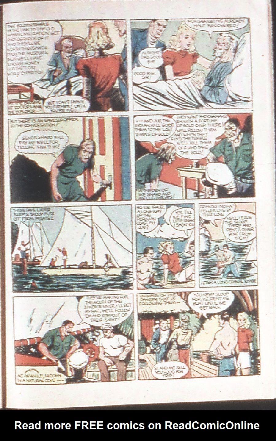 Read online Amazing Man Comics comic -  Issue #18 - 51