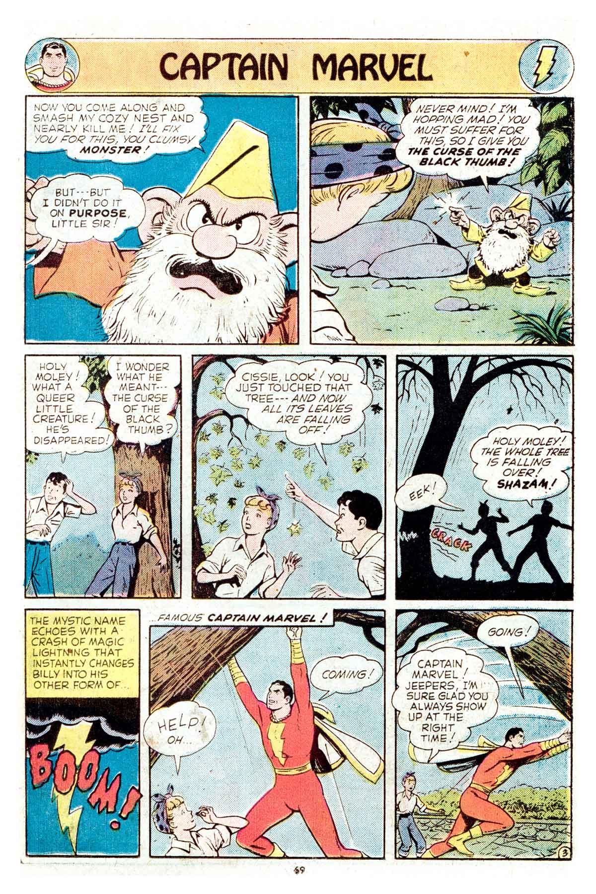 Read online Shazam! (1973) comic -  Issue #17 - 69