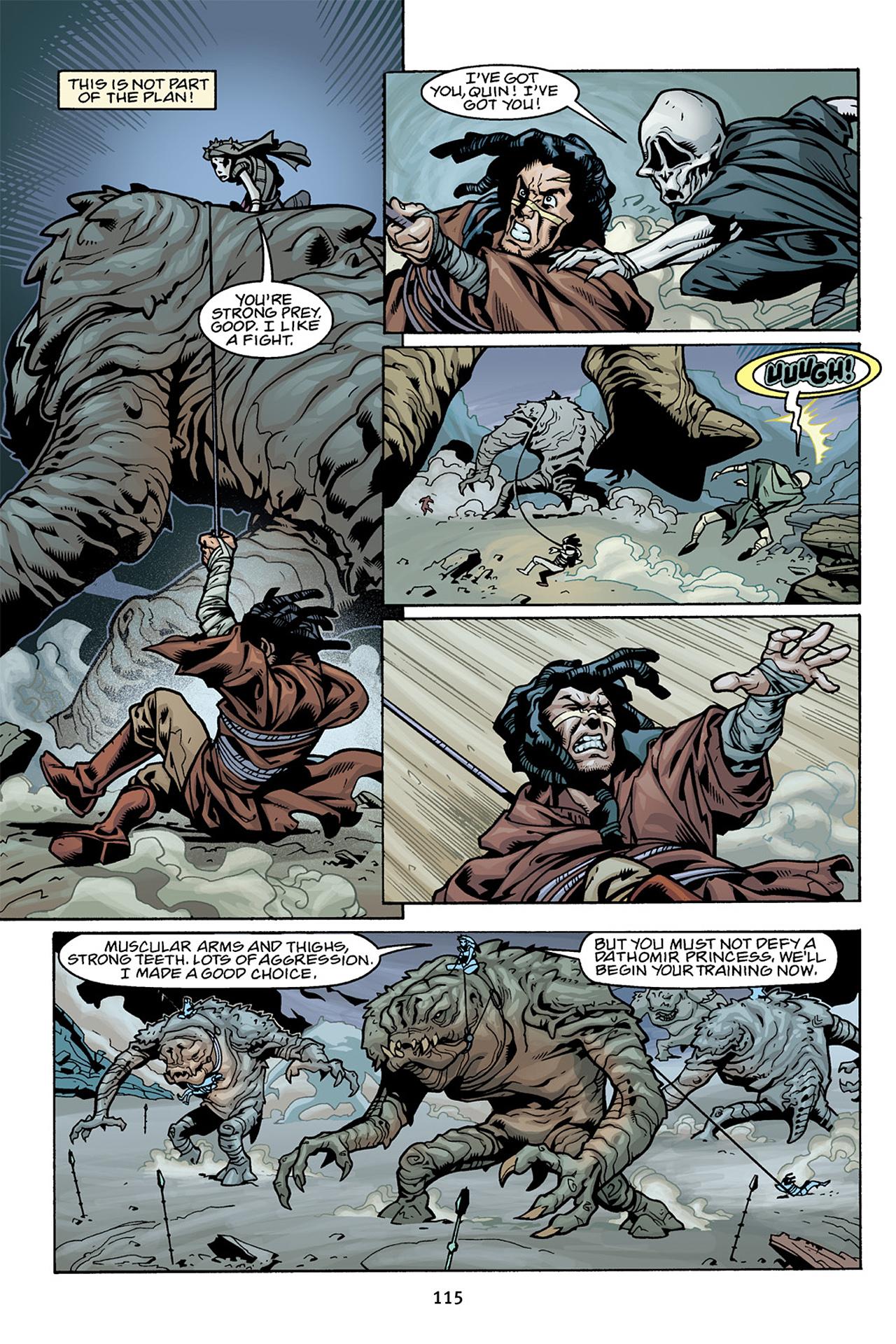 Read online Star Wars Omnibus comic -  Issue # Vol. 15 - 112