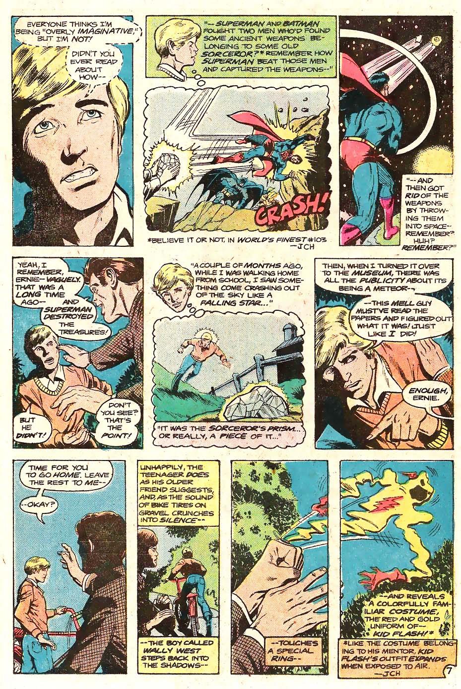 Read online Secret Society of Super-Villains comic -  Issue #8 - 8