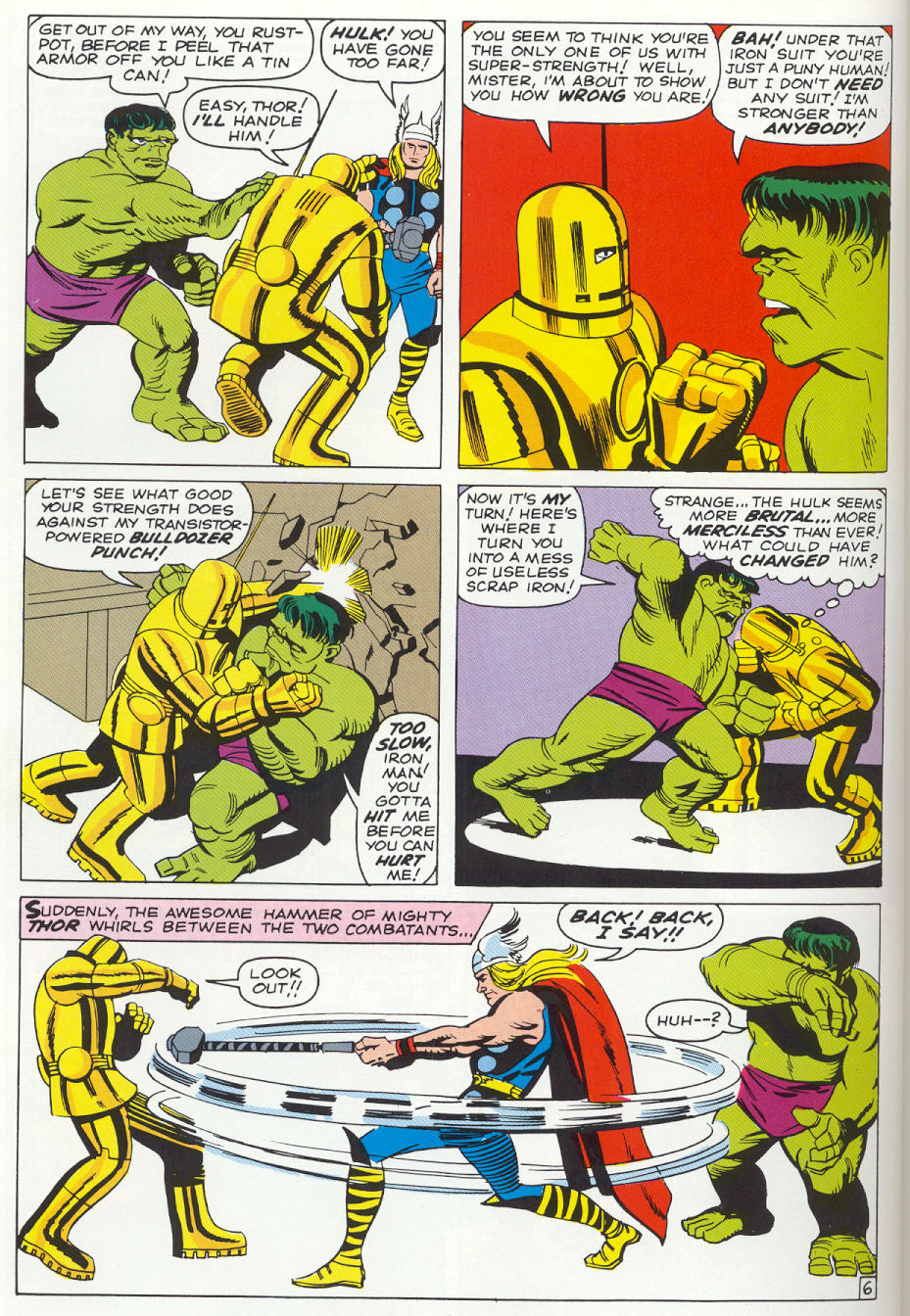 The Avengers (1963) 2 Page 6