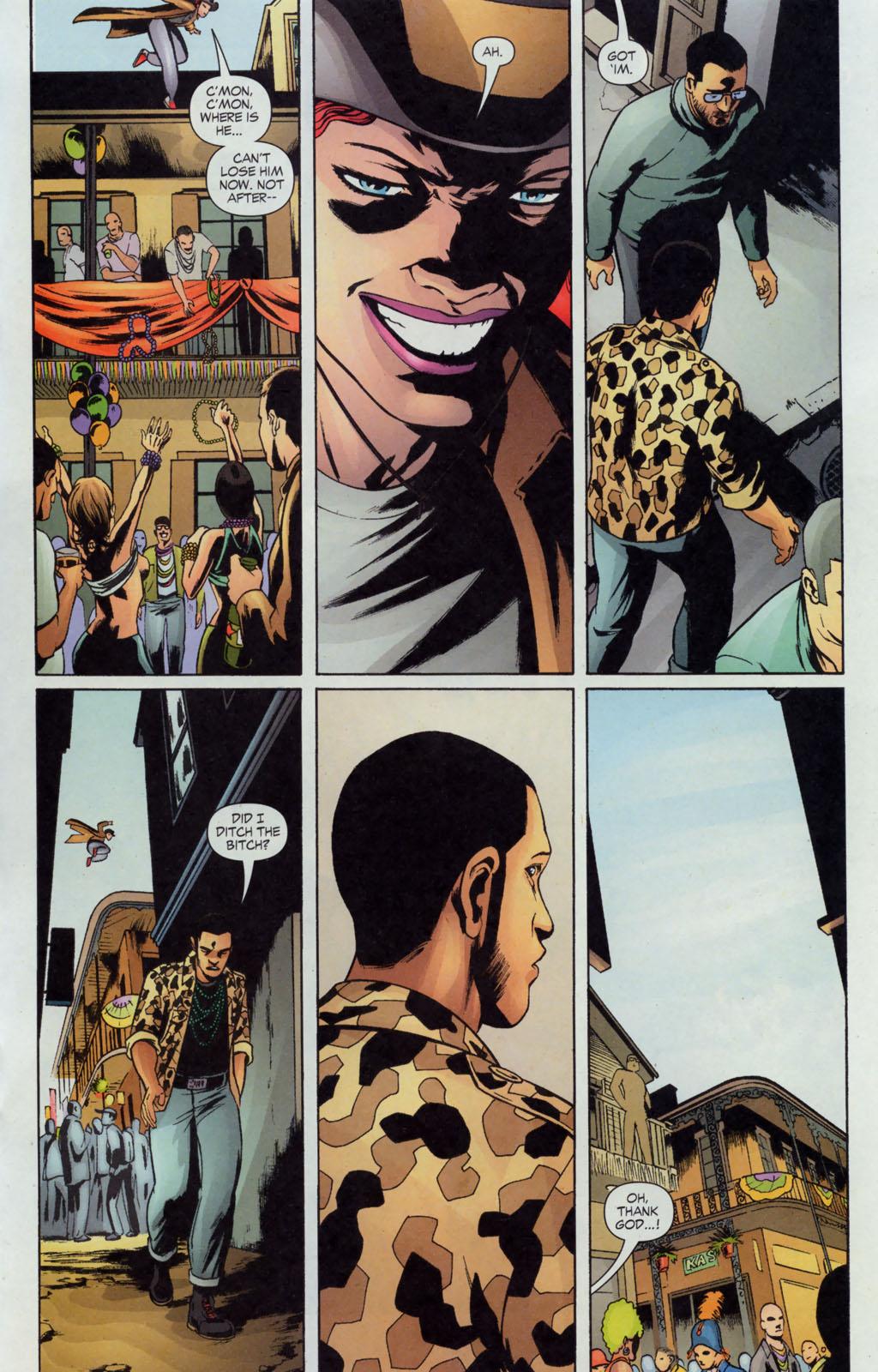 Read online Fallen Angel (2003) comic -  Issue #12 - 10