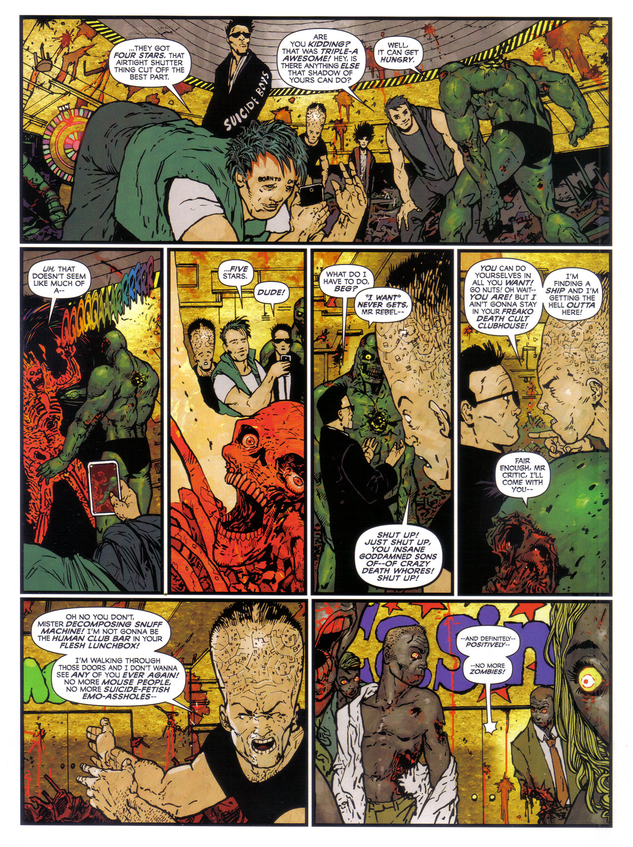 Read online 2000 AD comic -  Issue #1746 - 74