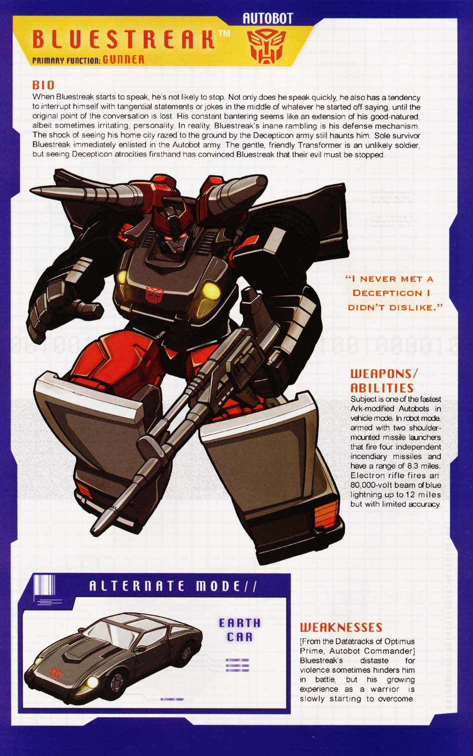 Read online Transformers: More than Meets the Eye comic -  Issue #1 - 34
