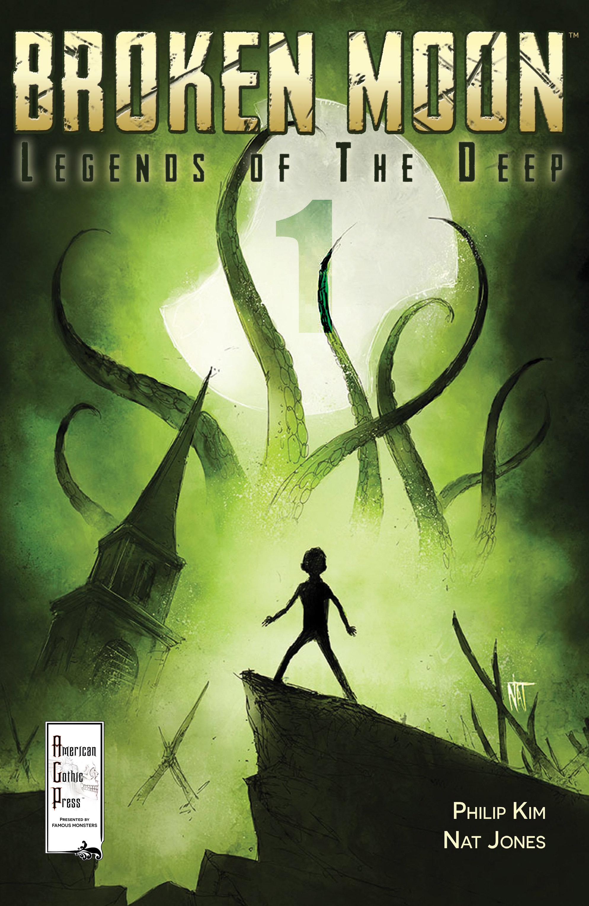 Broken Moon: Legends of the Deep 1 Page 1