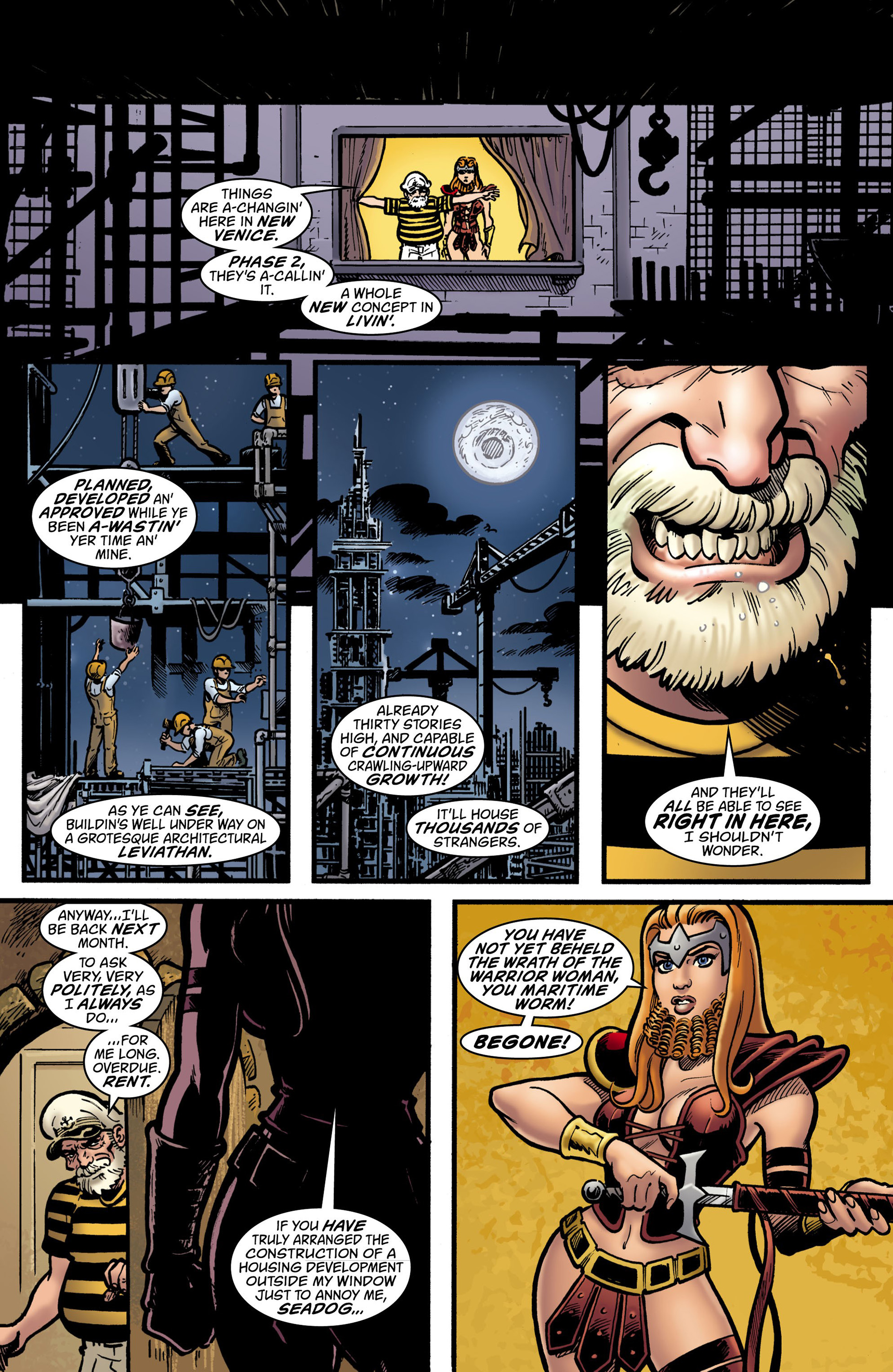 Read online Seaguy: The Slaves of Mickey Eye comic -  Issue #1 - 9