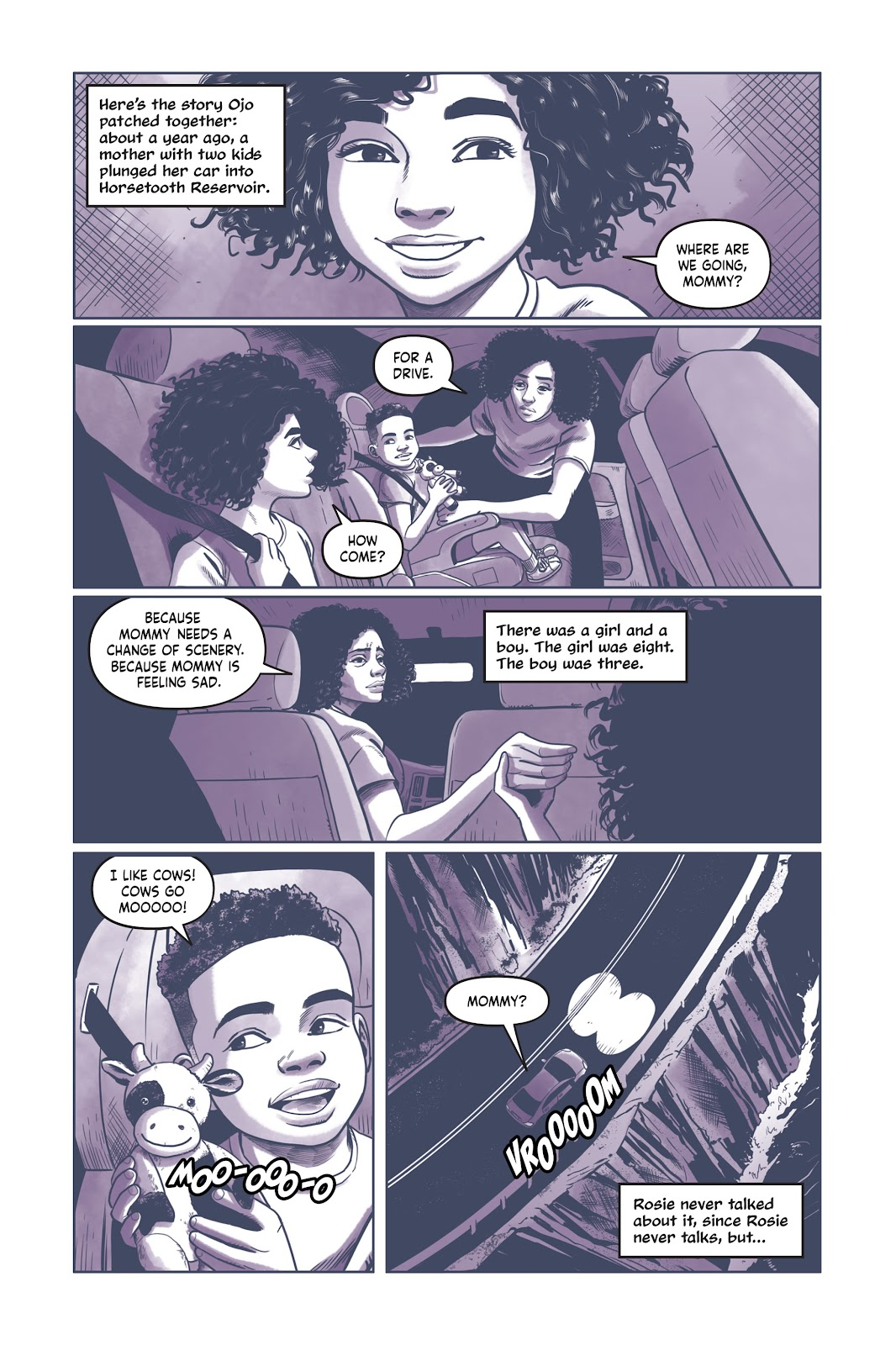 Read online Under the Moon: A Catwoman Tale comic -  Issue # TPB (Part 2) - 36