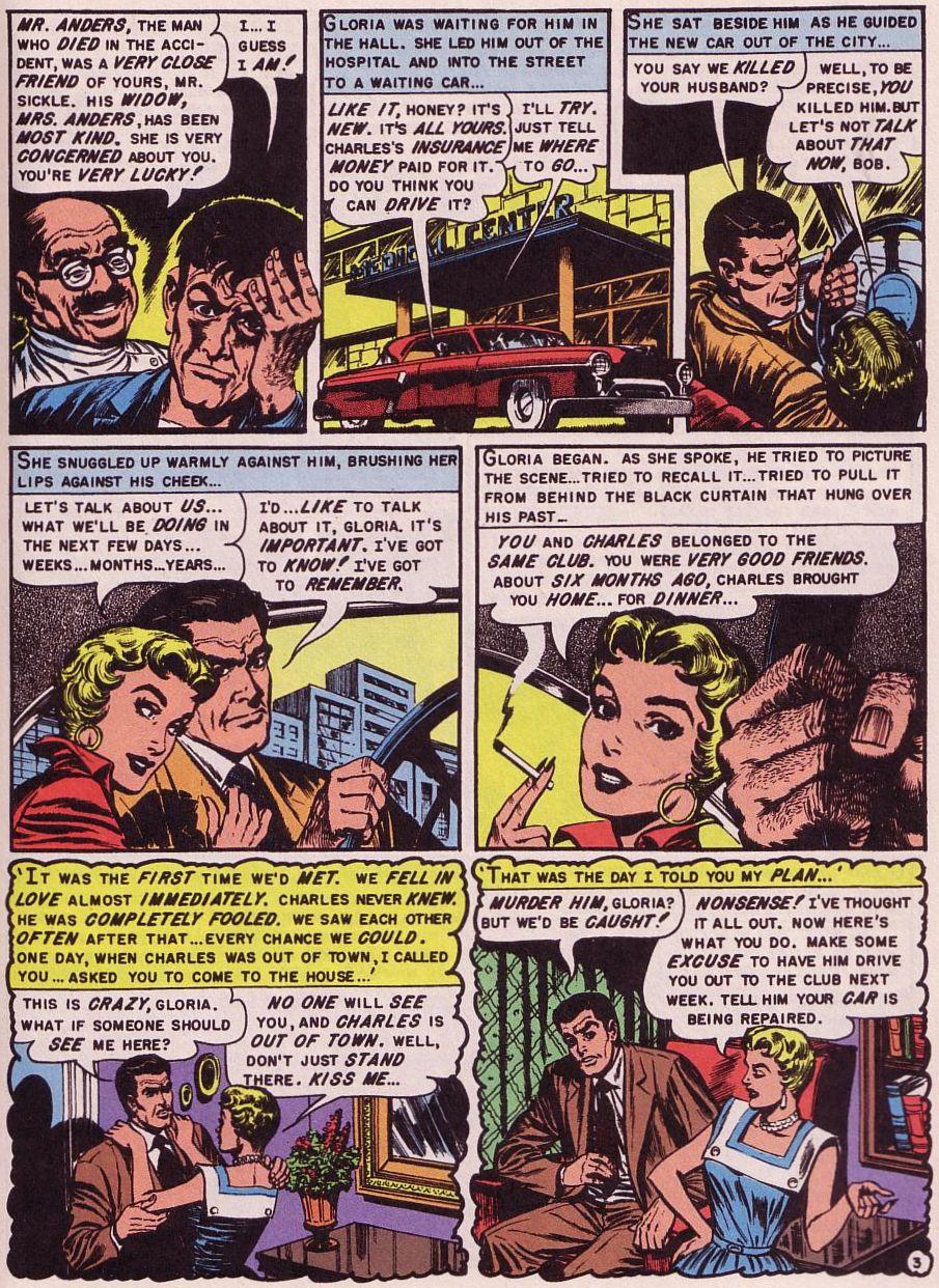 Read online Shock SuspenStories comic -  Issue #13 - 4