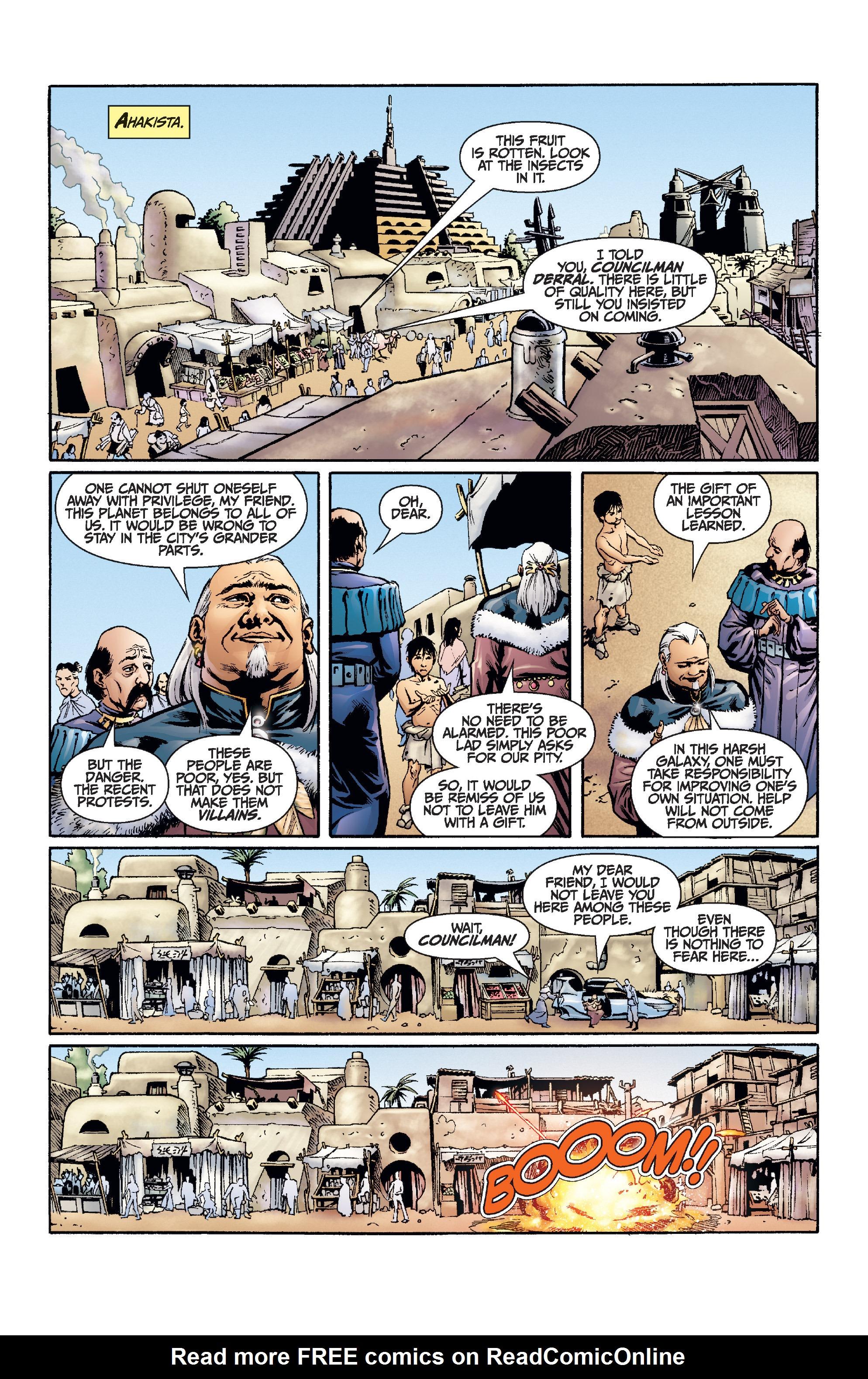 Read online Star Wars Omnibus comic -  Issue # Vol. 20 - 200