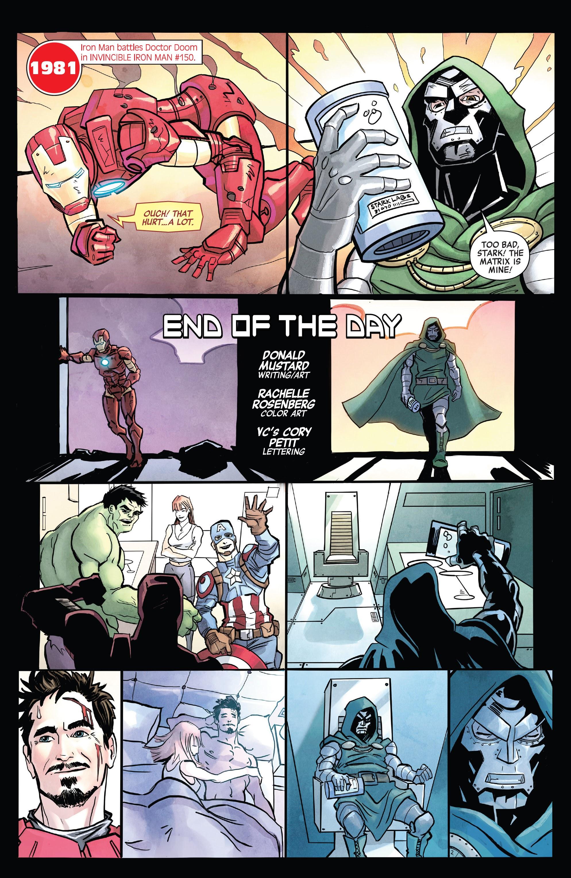 Read online Marvel Comics (2019) comic -  Issue #1000 - 45