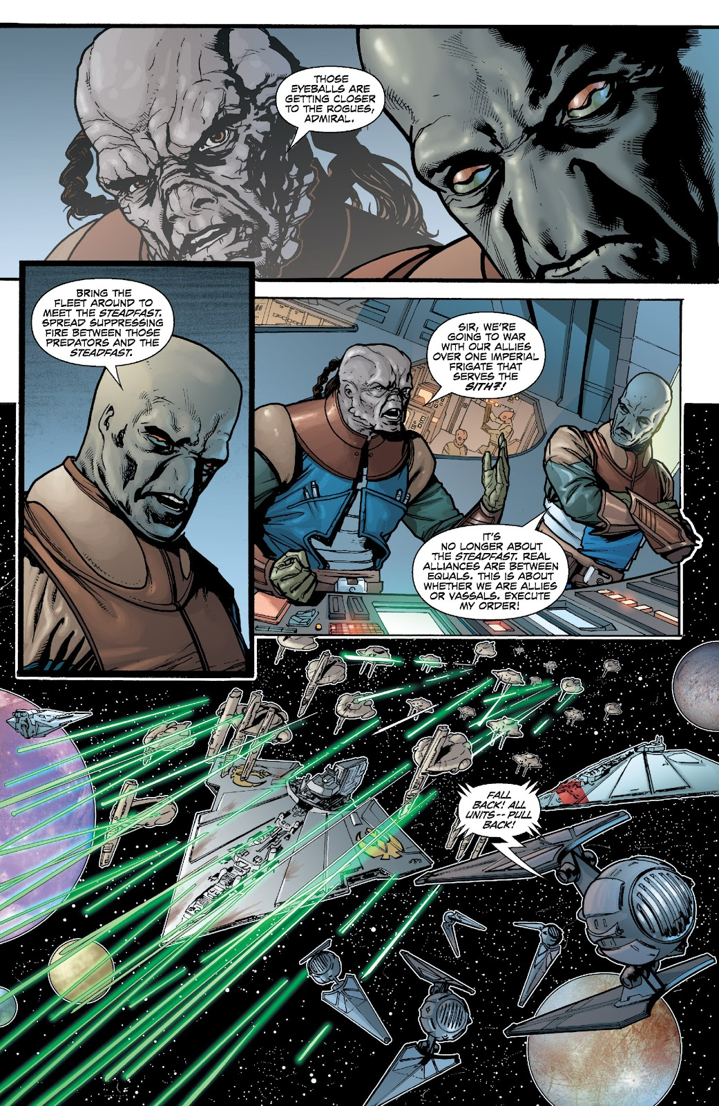 Read online Star Wars Legends: Legacy - Epic Collection comic -  Issue # TPB 2 (Part 5) - 9