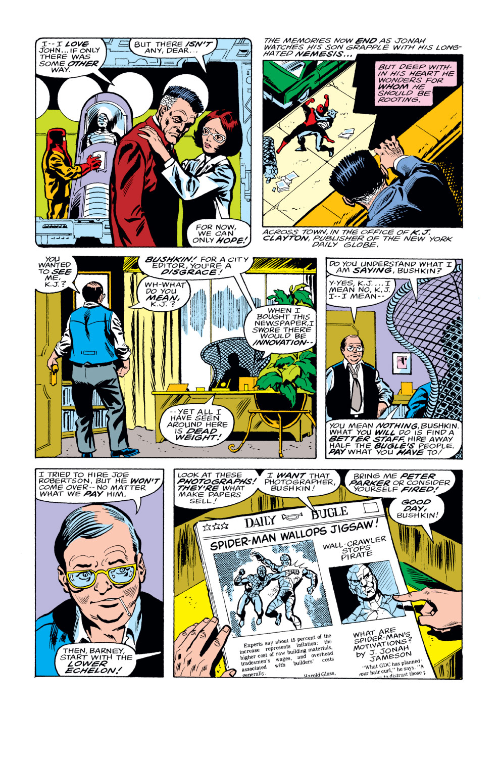 The Amazing Spider-Man (1963) 190 Page 10