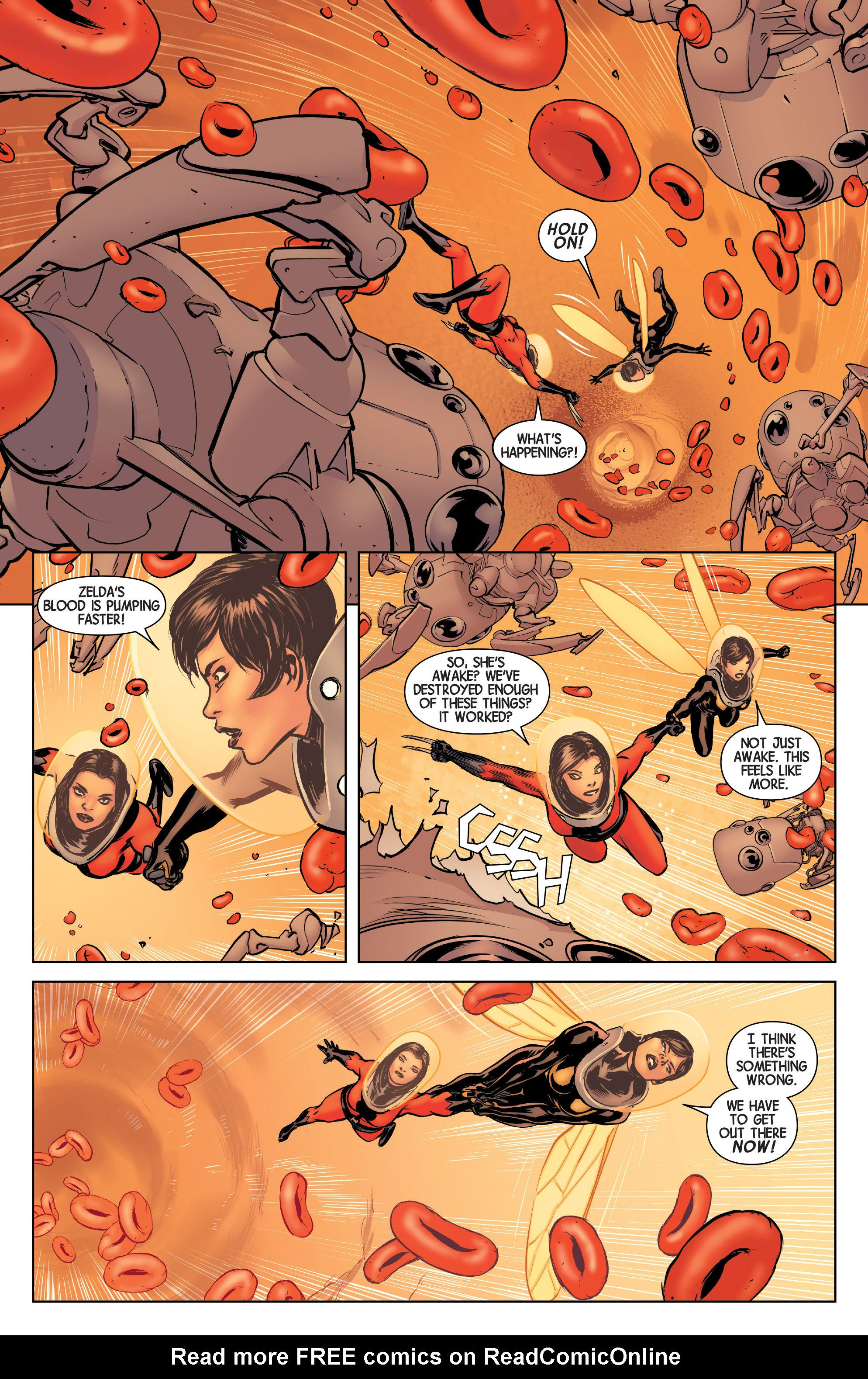 Read online All-New Wolverine (2016) comic -  Issue #5 - 15