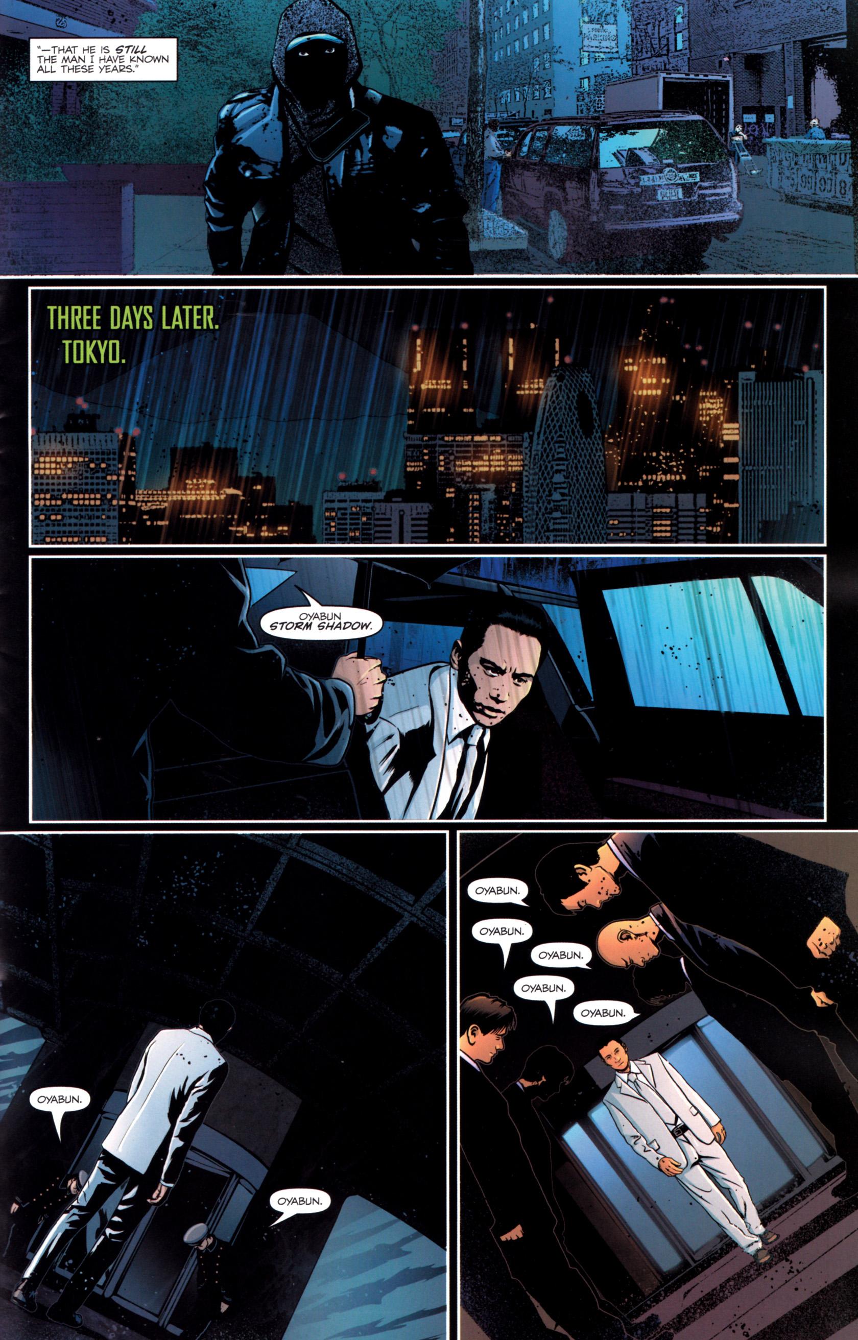 Read online G.I. Joe: Snake Eyes comic -  Issue #12 - 24