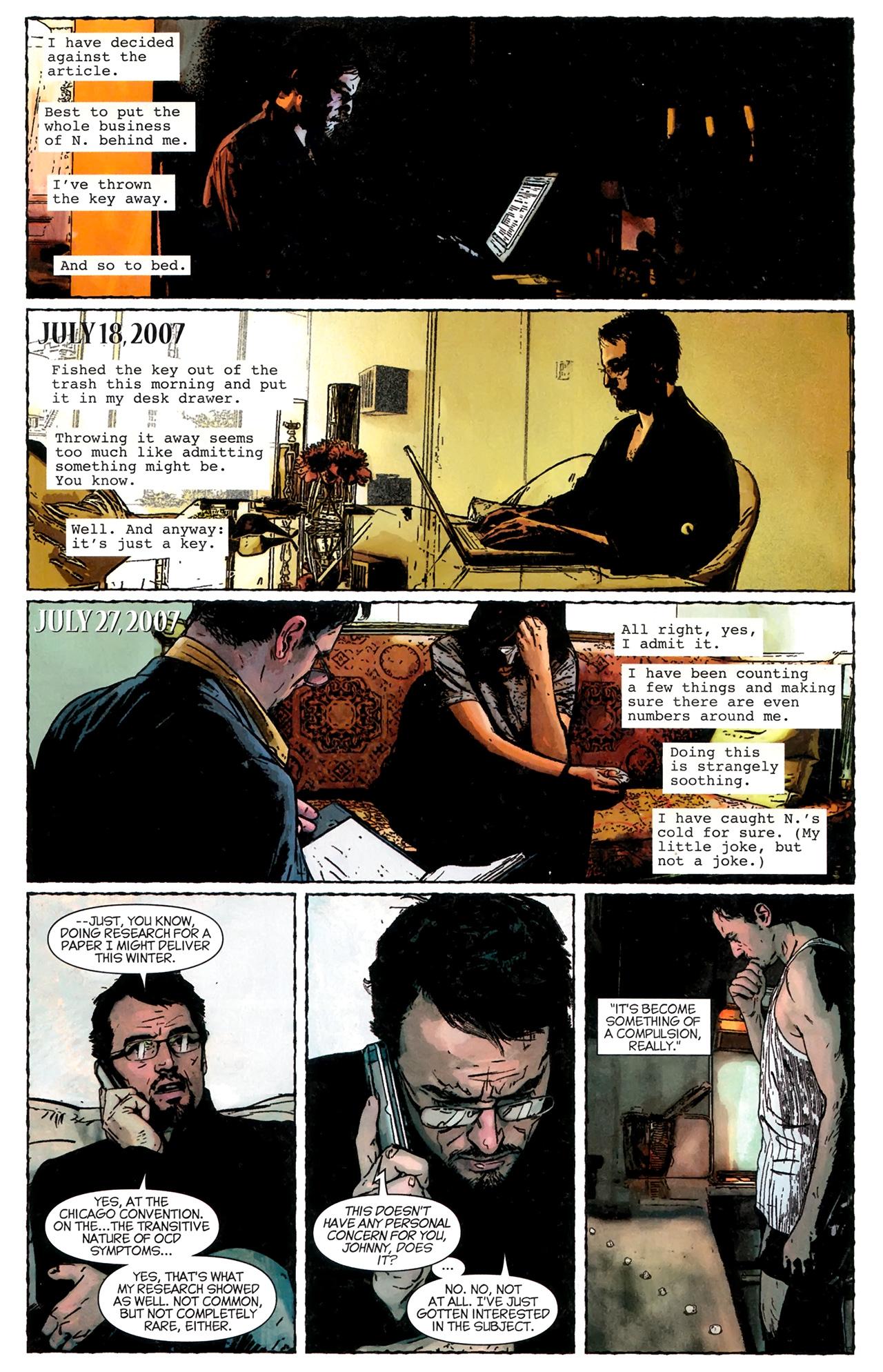 Read online Stephen King's N. comic -  Issue #3 - 12