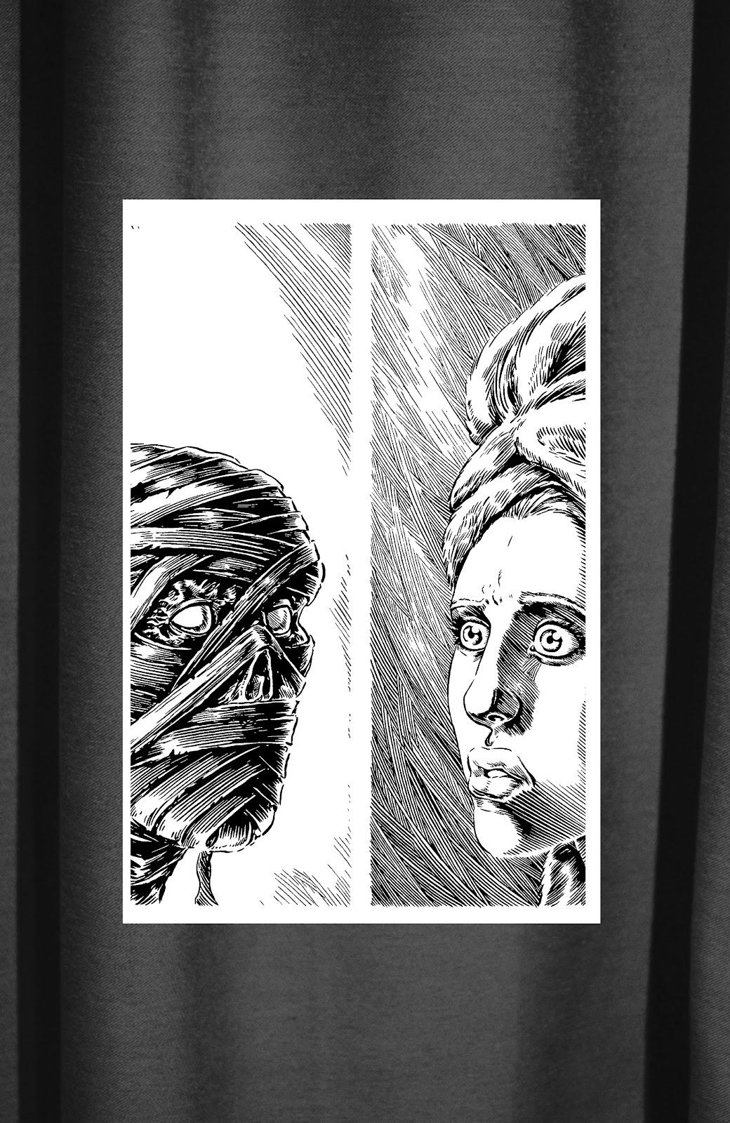 Read online Alan Moore's Cinema Purgatorio comic -  Issue #17 - 14