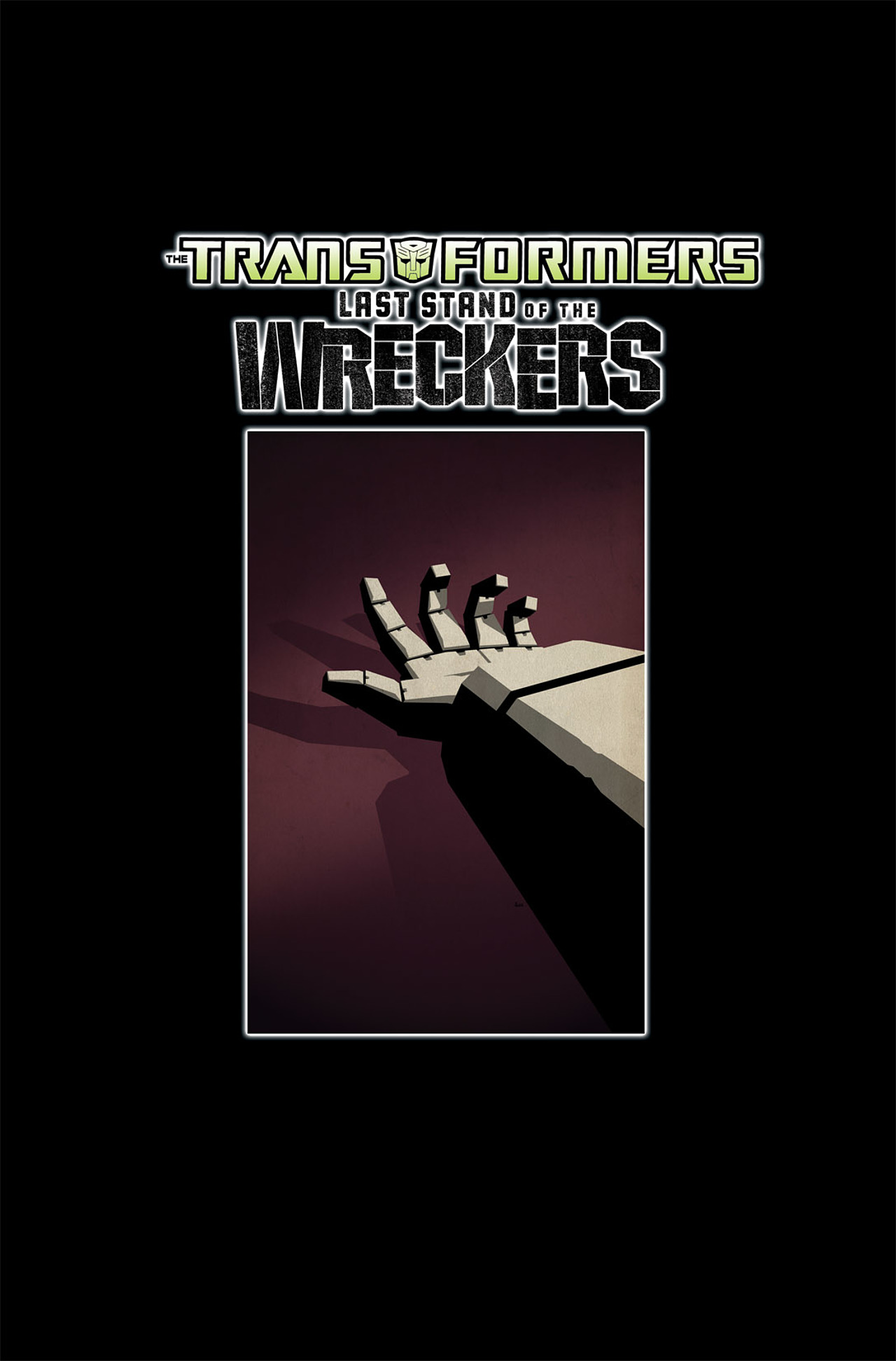 Read online Transformers: Last Stand of The Wreckers comic -  Issue #5 - 26
