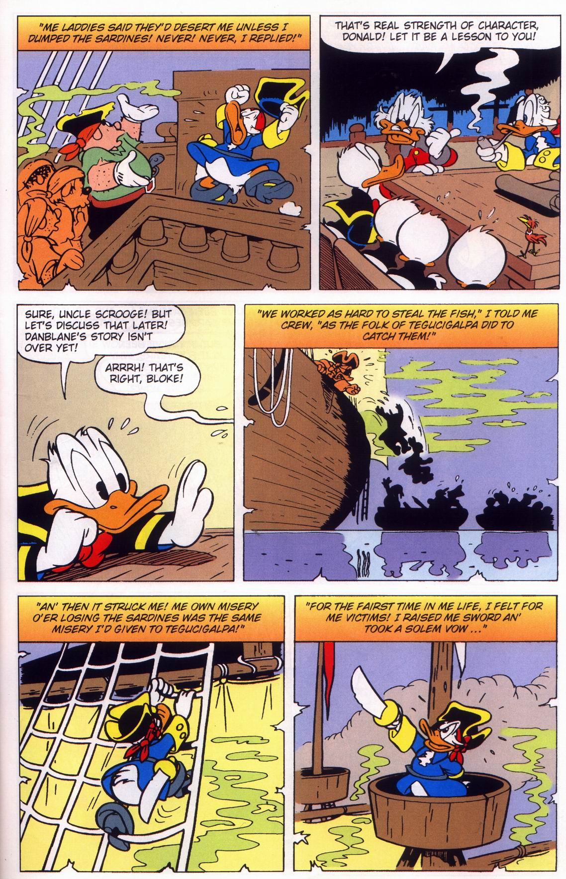 Read online Uncle Scrooge (1953) comic -  Issue #316 - 21