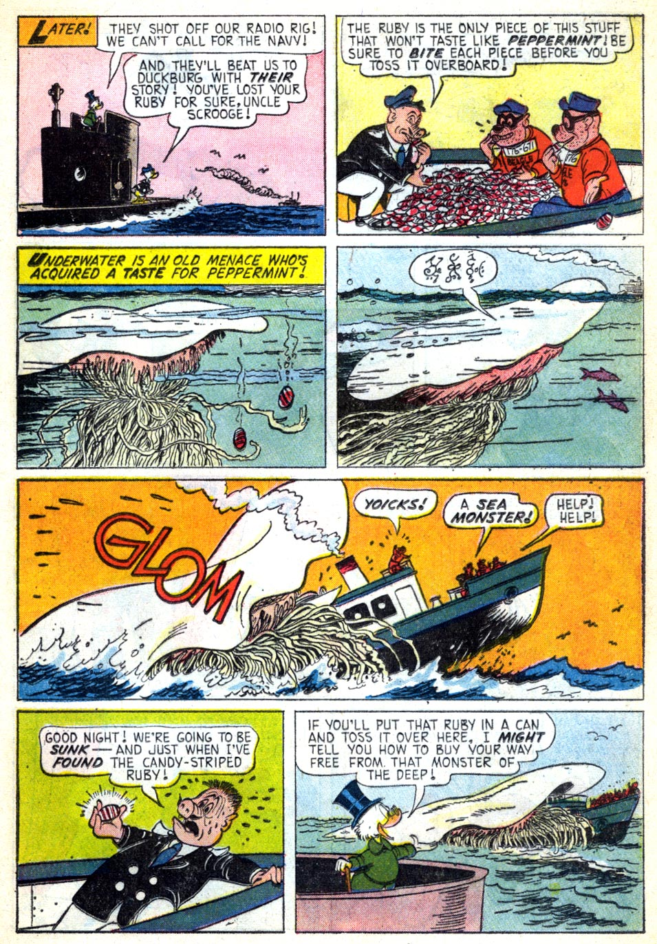 Read online Uncle Scrooge (1953) comic -  Issue #41 - 21