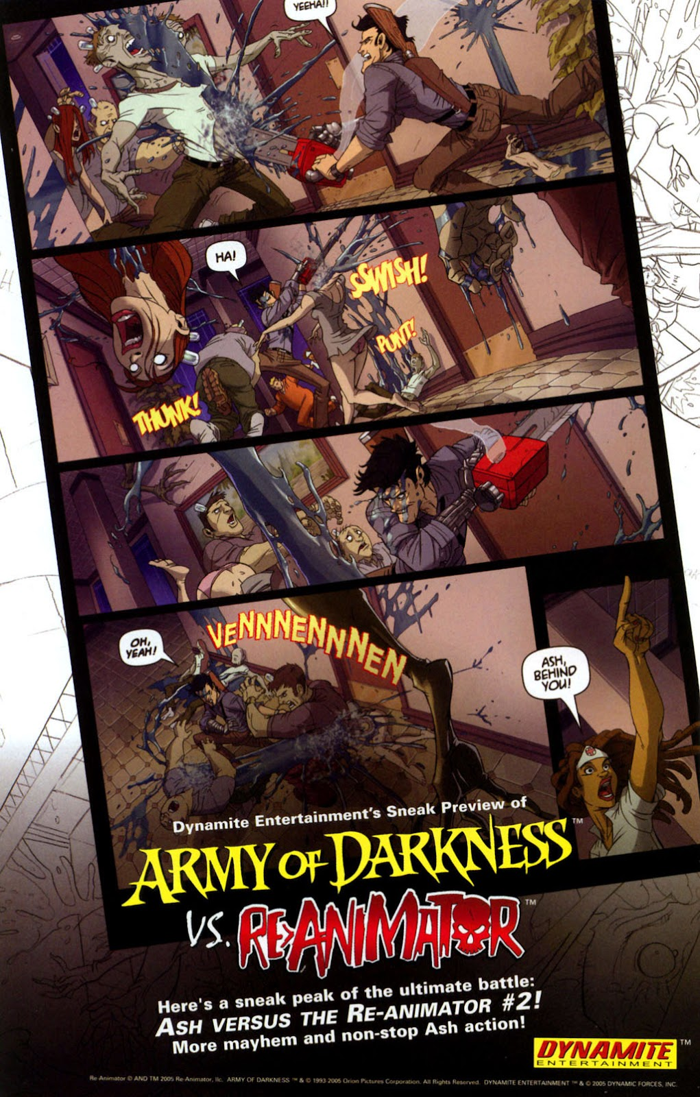 Army of Darkness vs. Re-Animator Issue #1 #1 - English 24