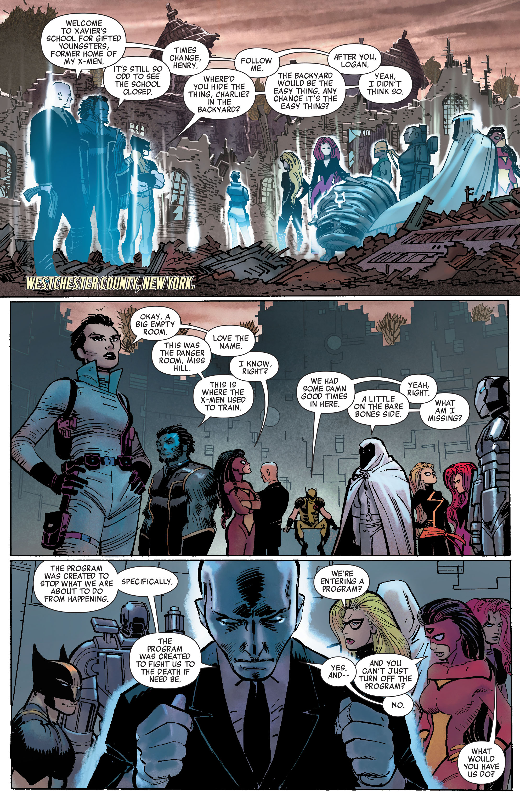 Read online Avengers (2010) comic -  Issue #10 - 10