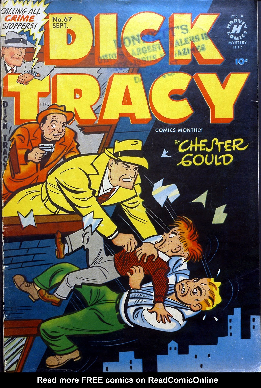 Dick Tracy (1950) 67 Page 1