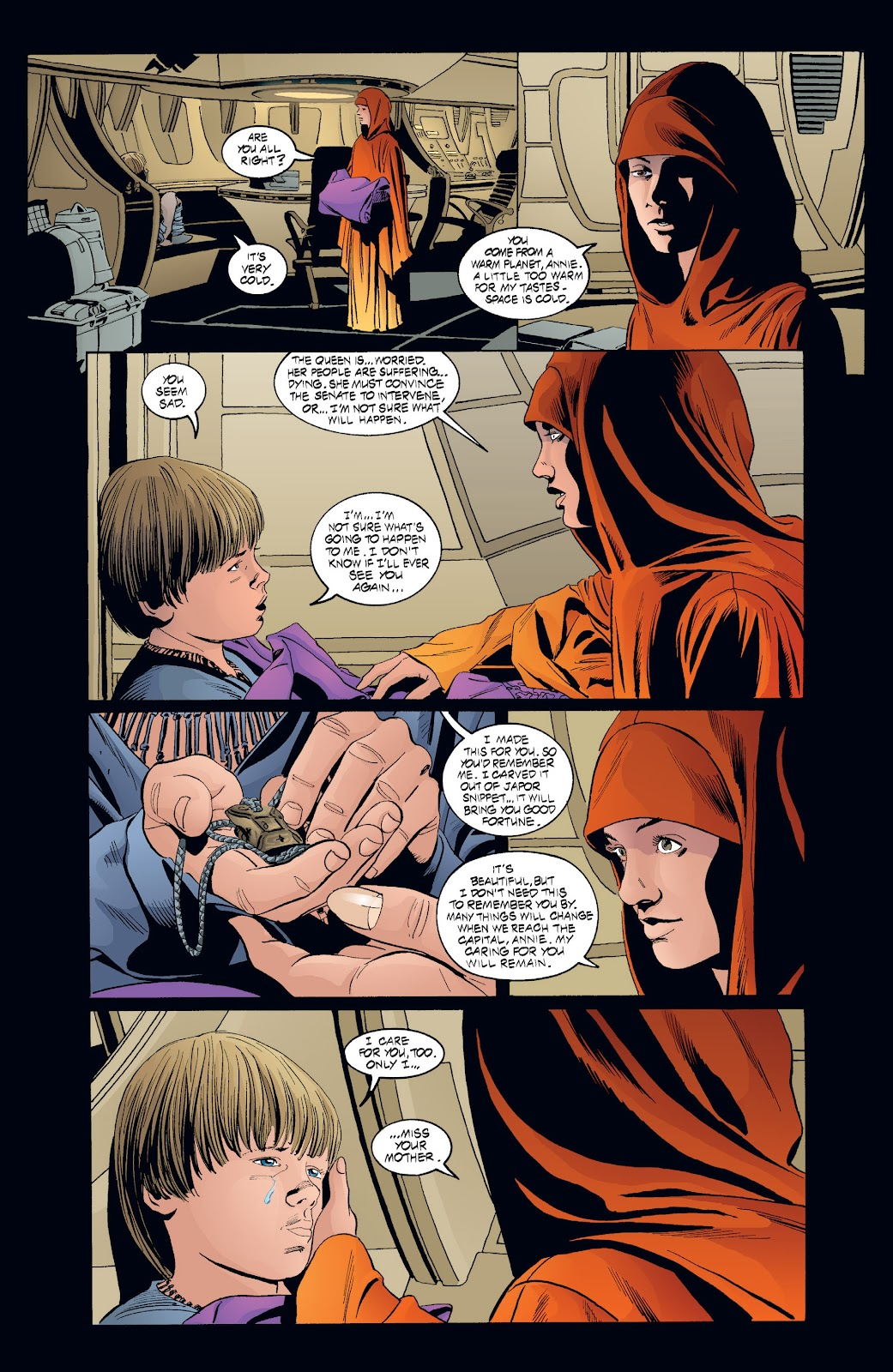 Read online Star Wars Legends: Rise of the Sith - Epic Collection comic -  Issue # TPB 2 (Part 3) - 99