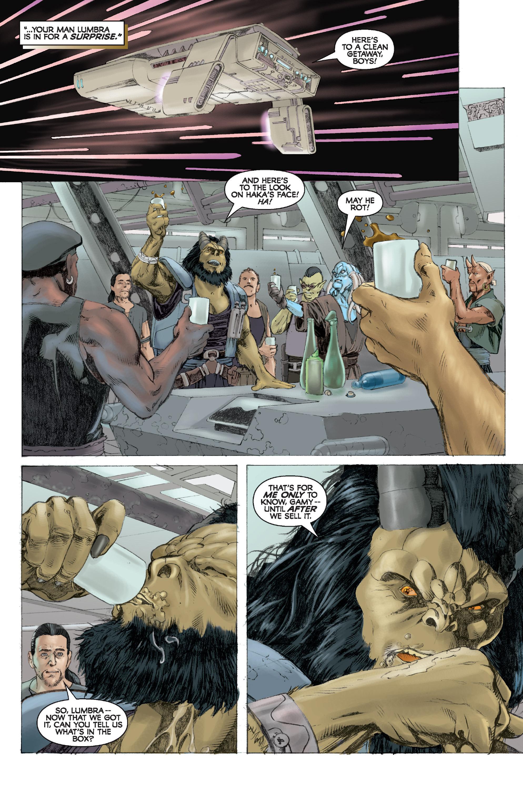 Read online Star Wars Omnibus comic -  Issue # Vol. 31 - 223