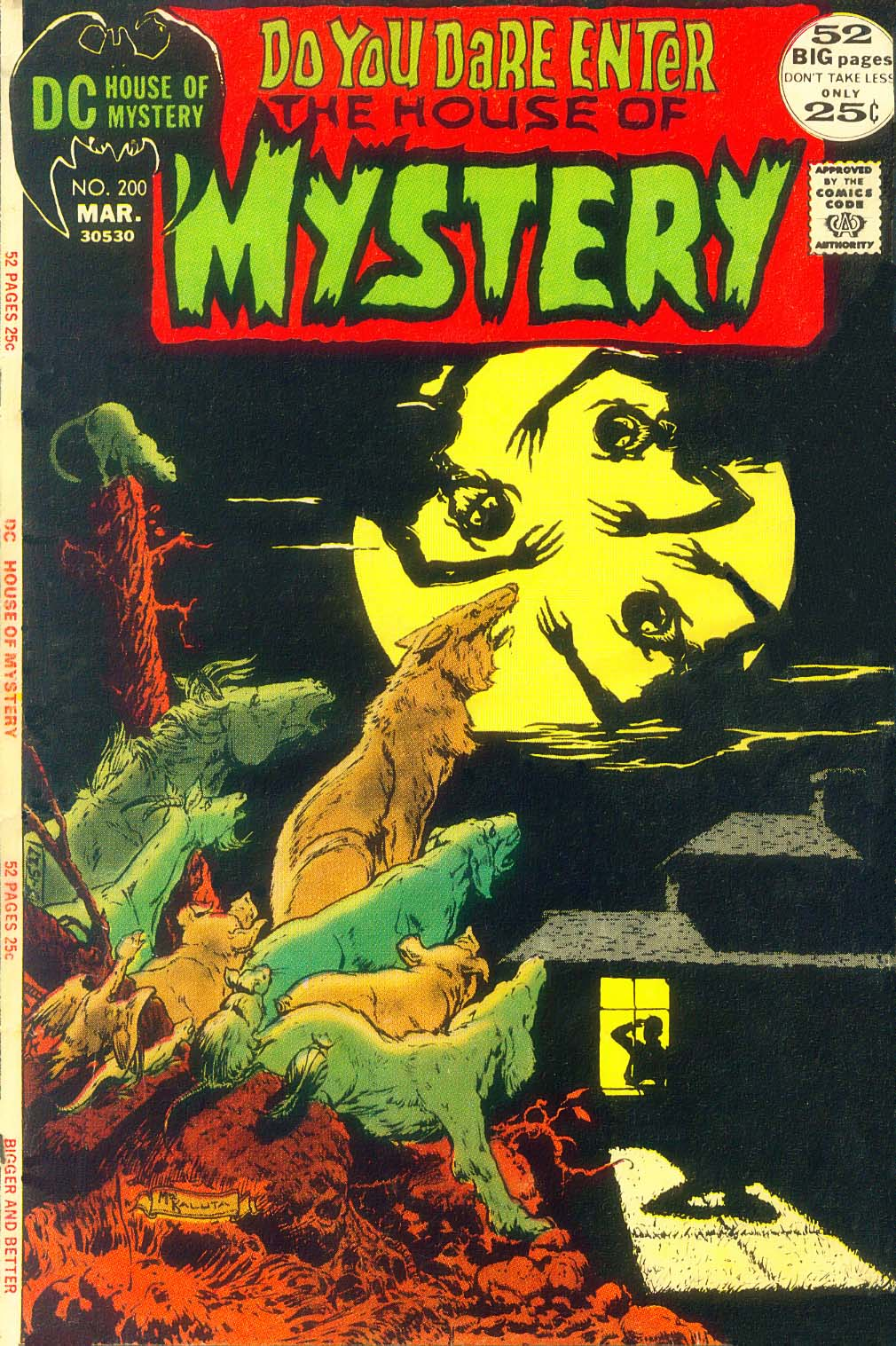 House of Mystery (1951) issue 200 - Page 1