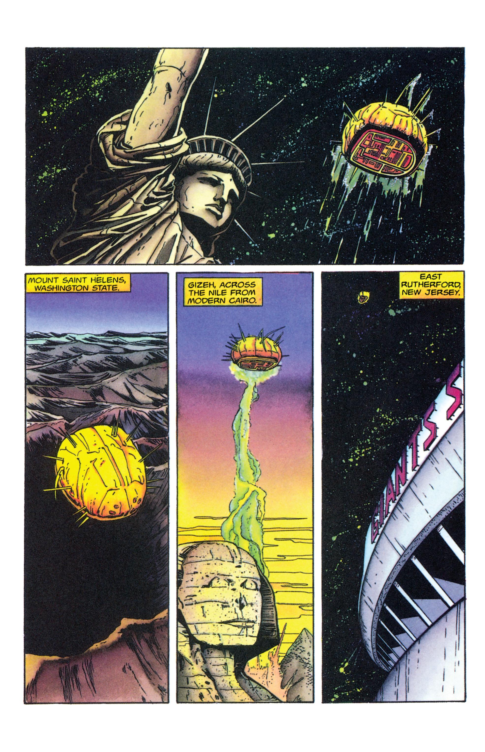 Read online Armorines comic -  Issue #4 - 9