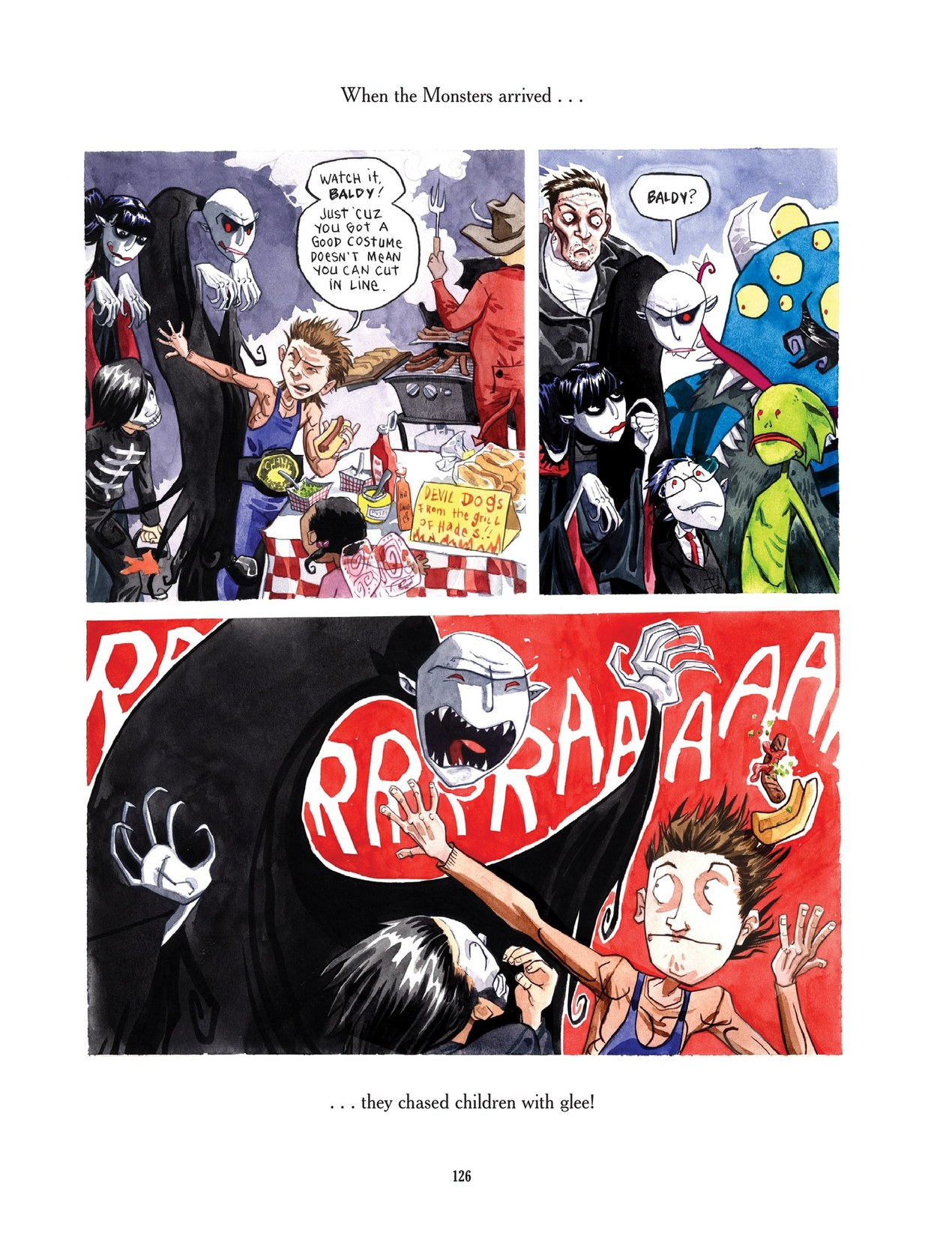 Read online Scary Godmother comic -  Issue # TPB - 126