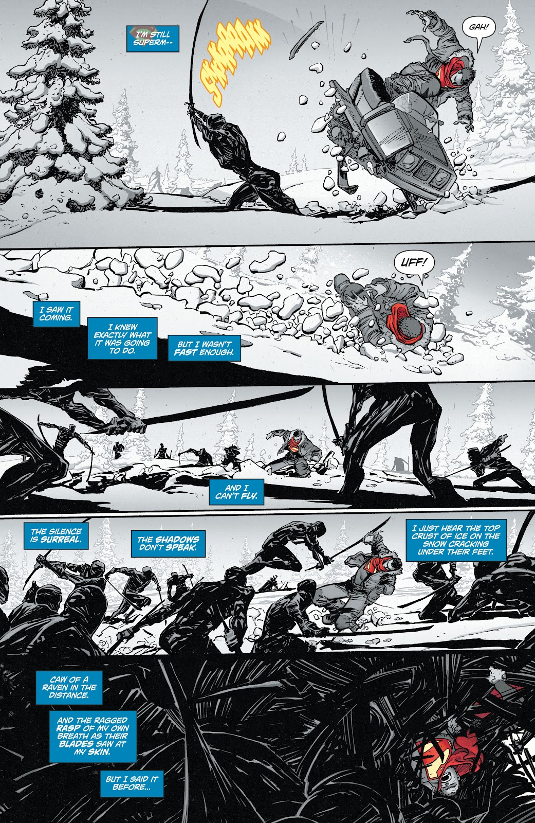 Read online DC Sneak Peek: Action Comics comic -  Issue # Full - 4