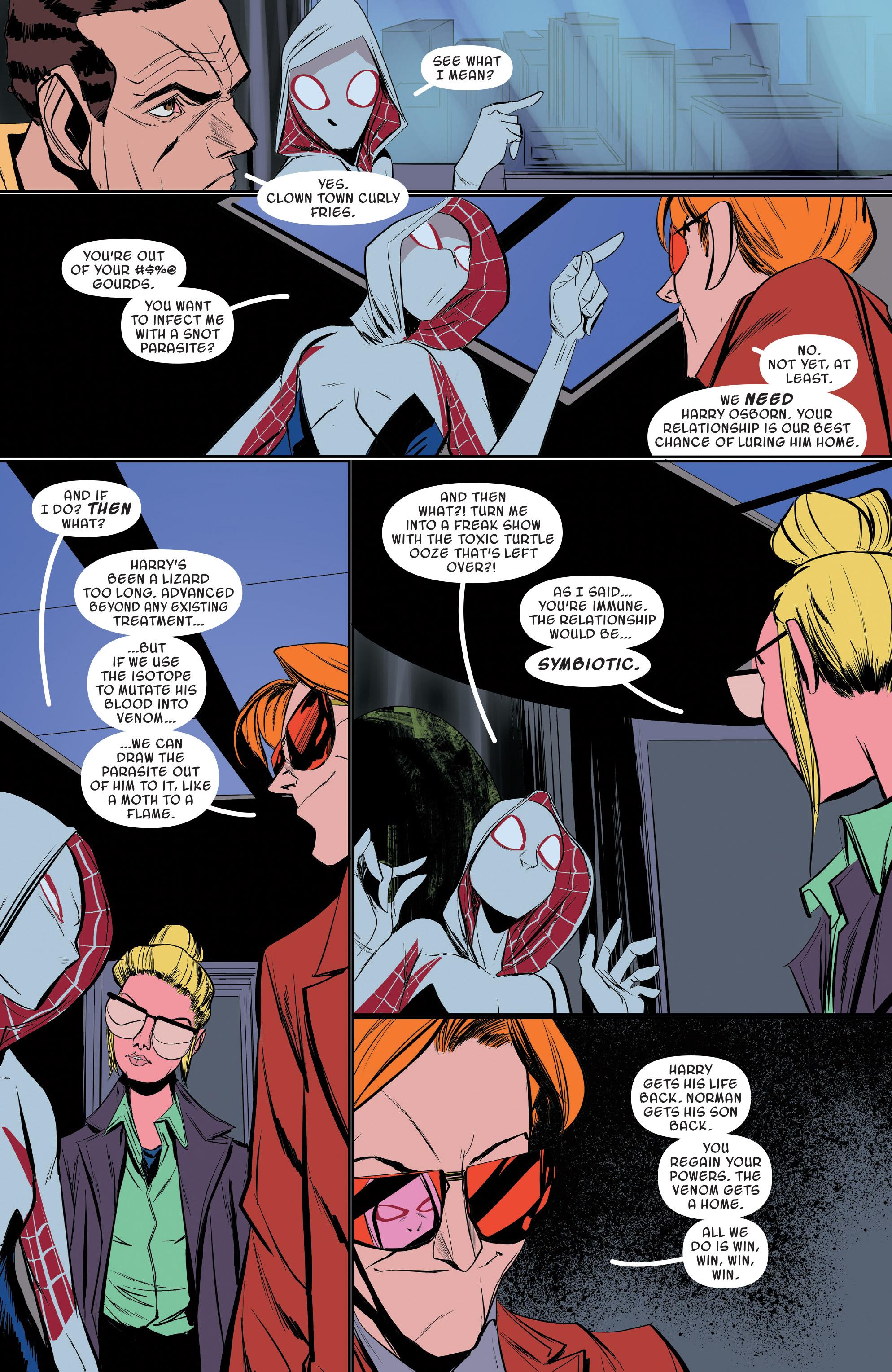 Read online Spider-Gwen [II] comic -  Issue #19 - 19