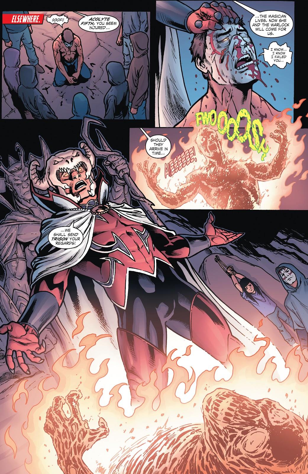Read online Smallville Season 11 [II] comic -  Issue # TPB 8 - 26