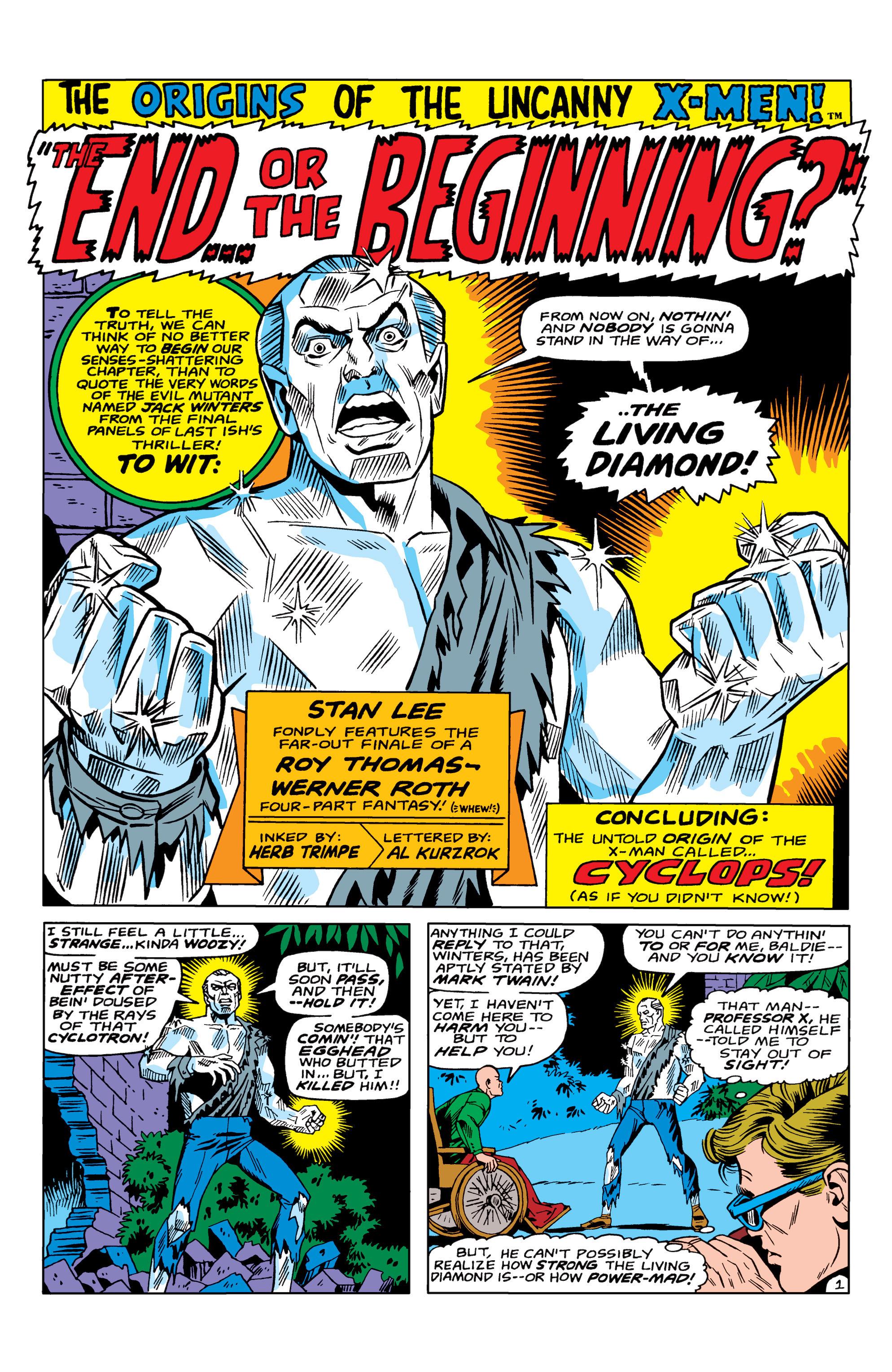 Read online Uncanny X-Men (1963) comic -  Issue #42 - 17