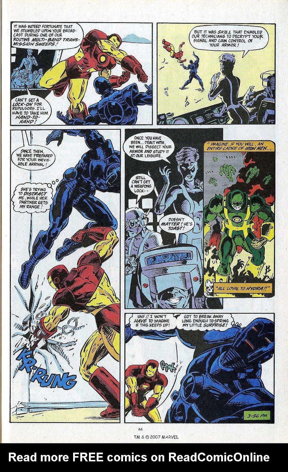 Iron Man Annual issue 13 - Page 63