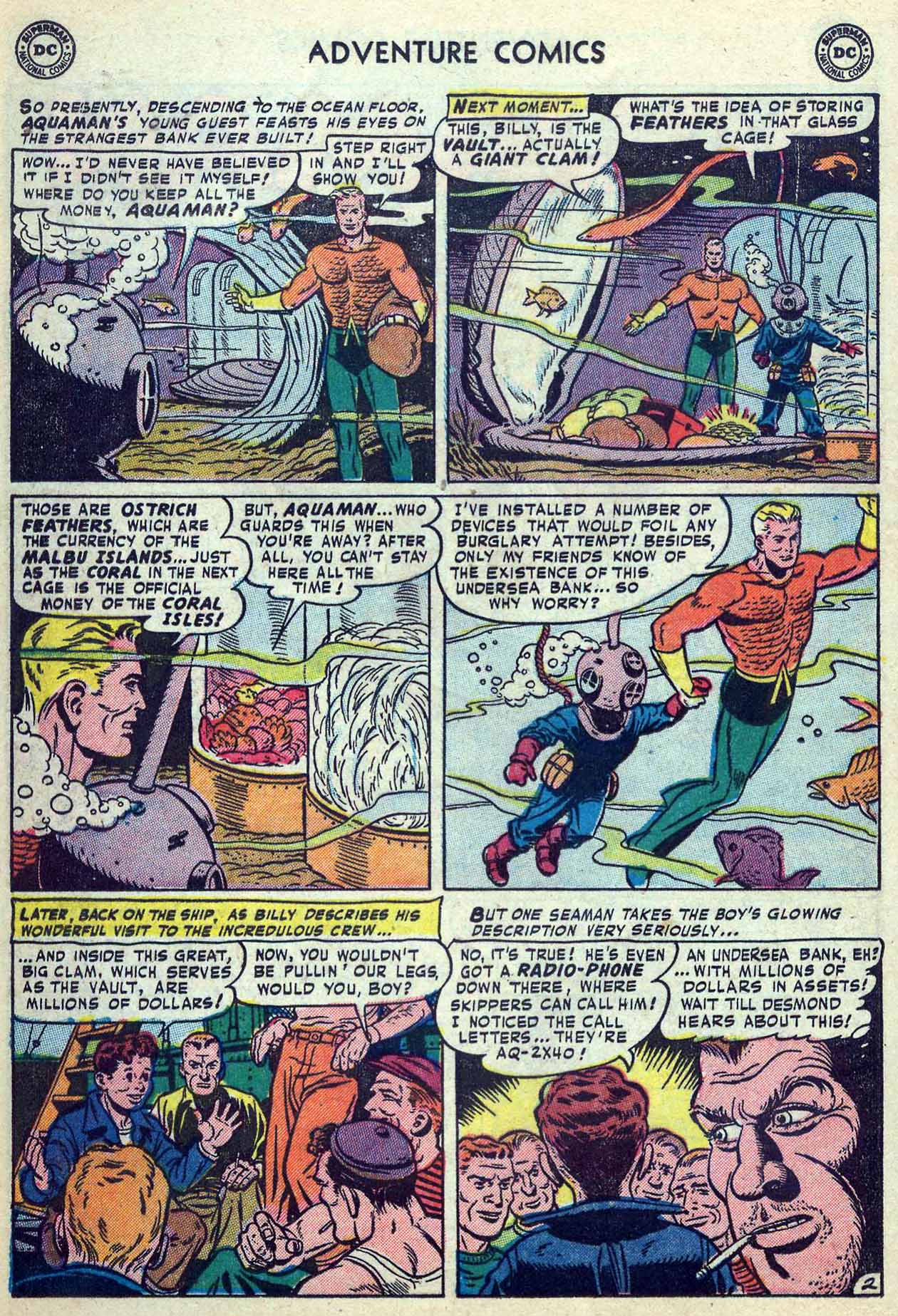 Read online Adventure Comics (1938) comic -  Issue #180 - 18