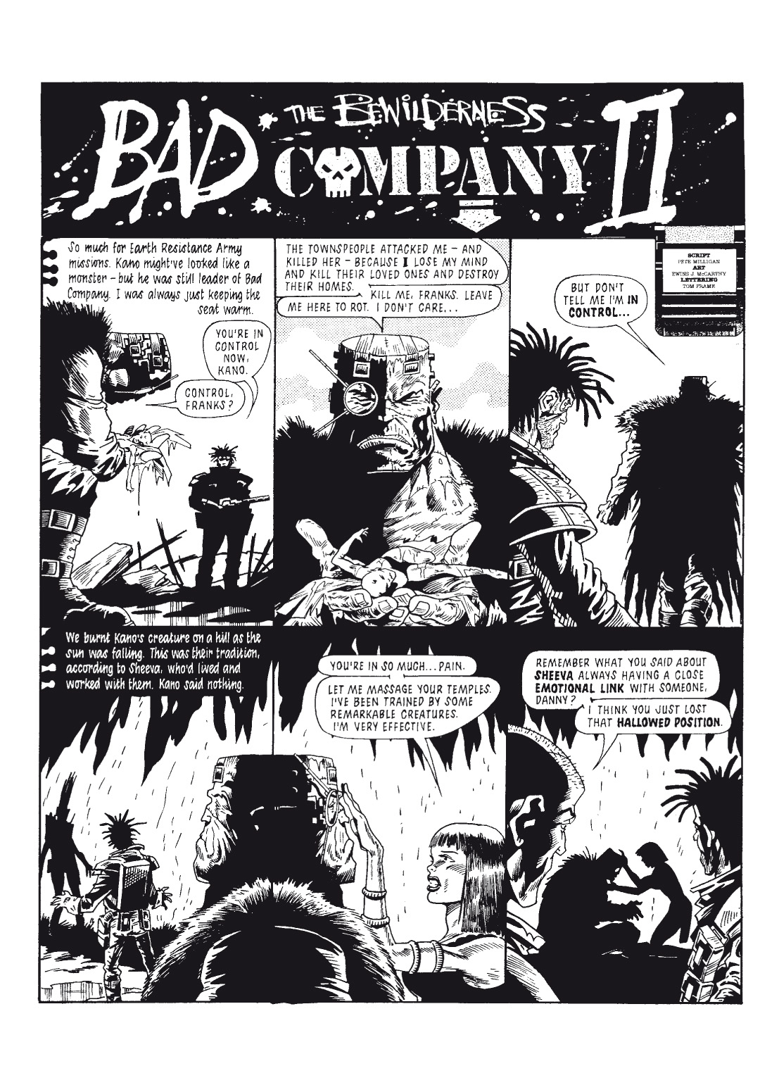 Read online The Complete Bad Company comic -  Issue # TPB - 175