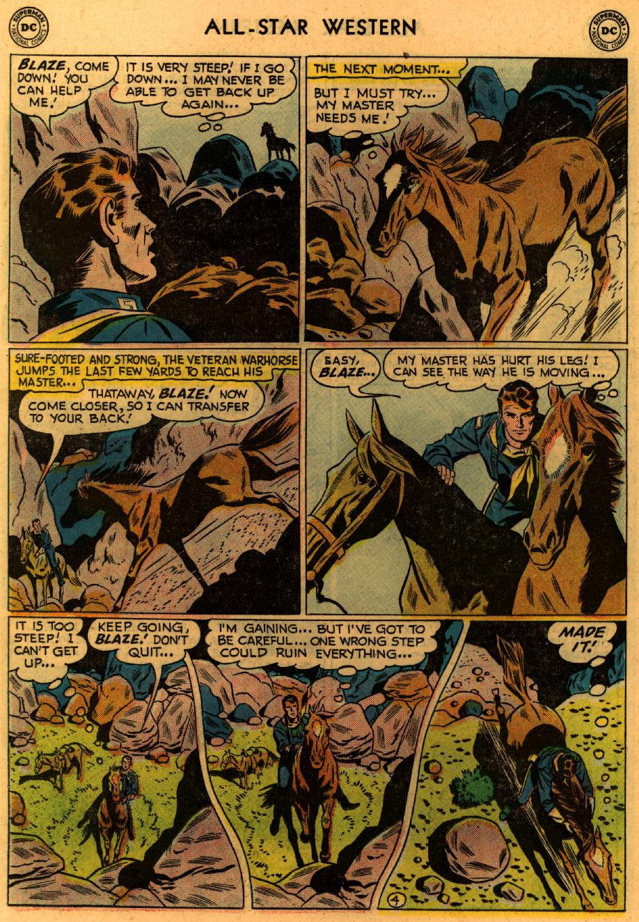 Read online All-Star Western (1951) comic -  Issue #94 - 23